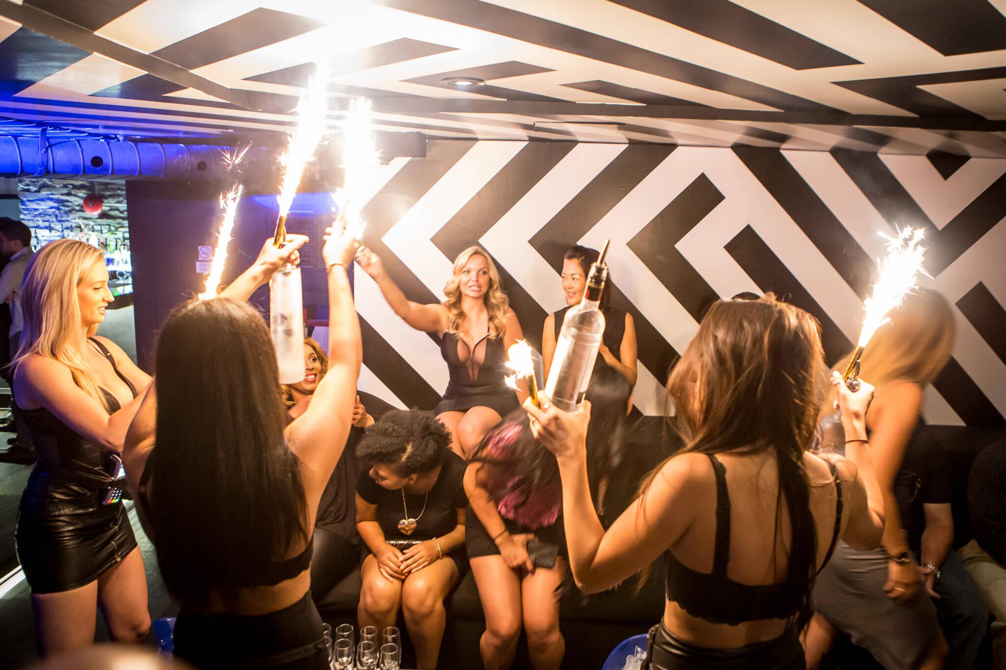 online nightclub