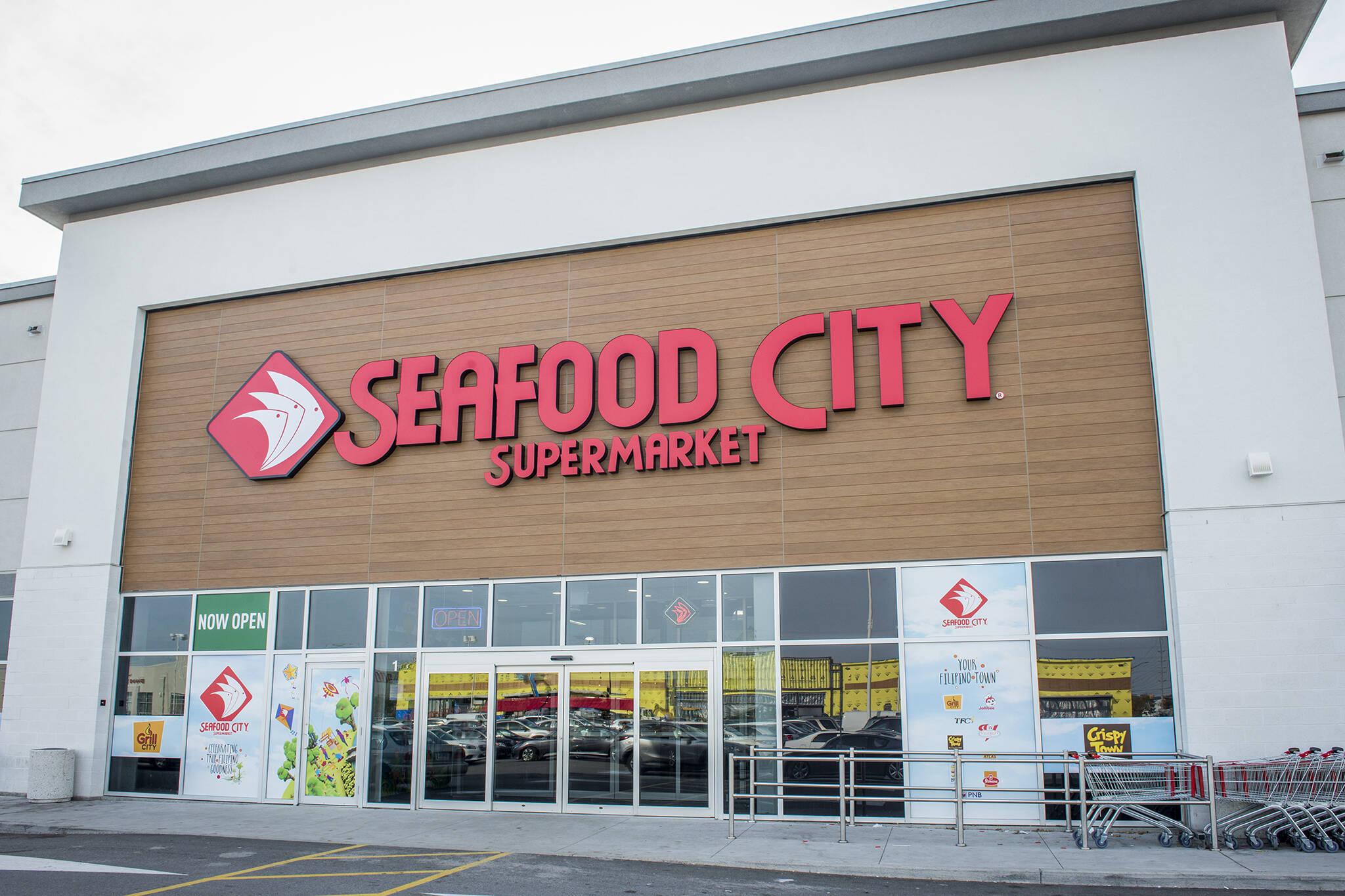 seafood city canada