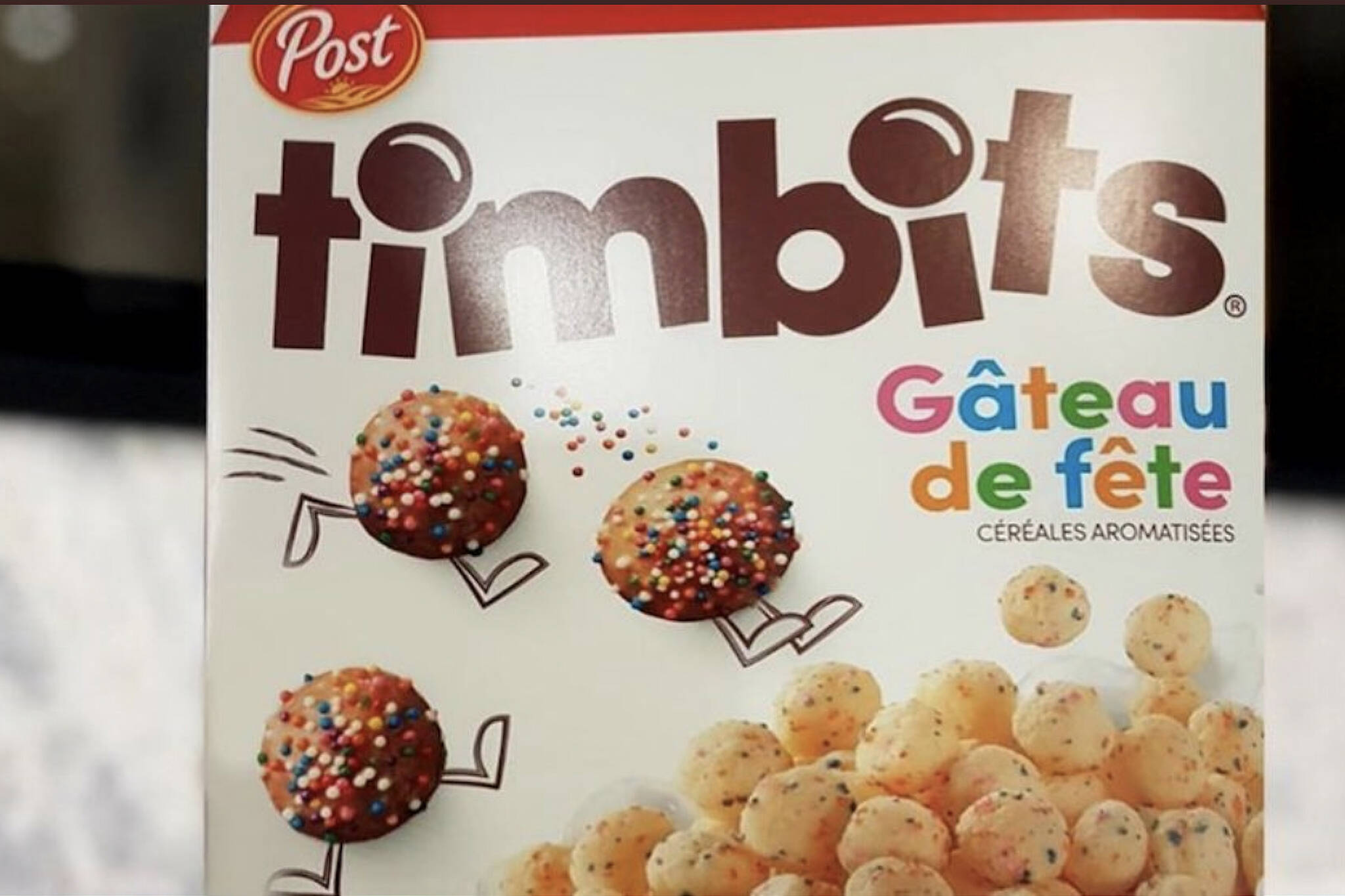 timbits cereal