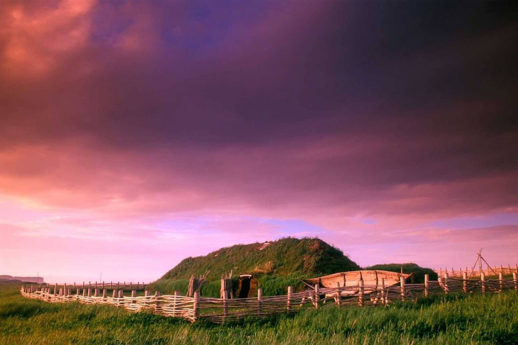 lanse aux meadows canadian vikings