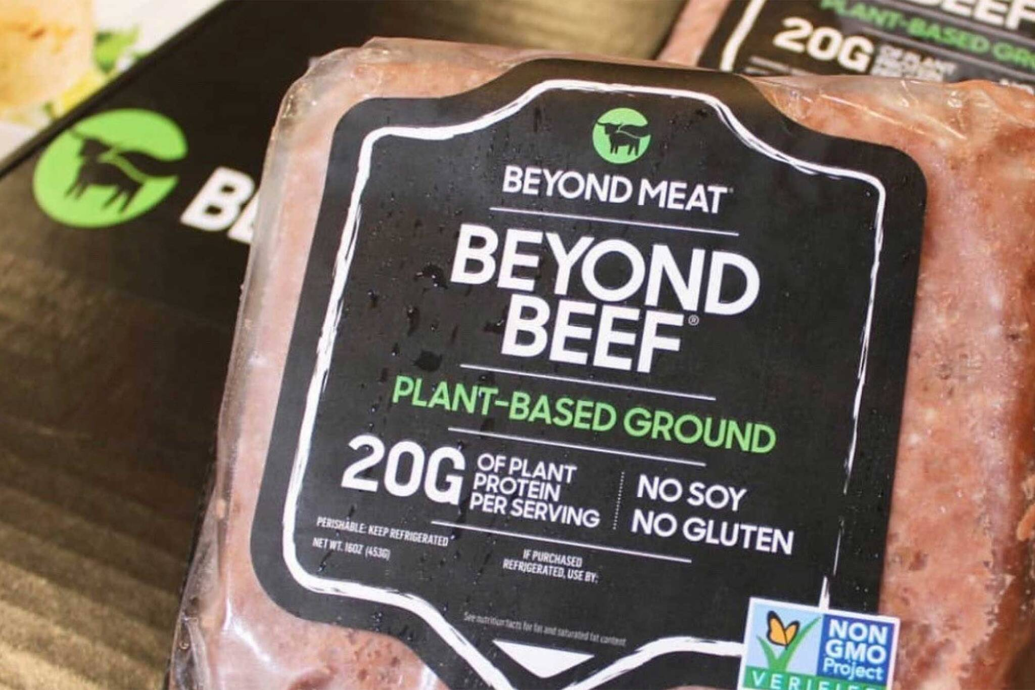 beyond meat canada