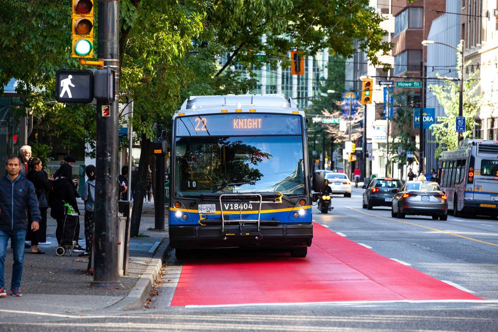 vancouver transit strike