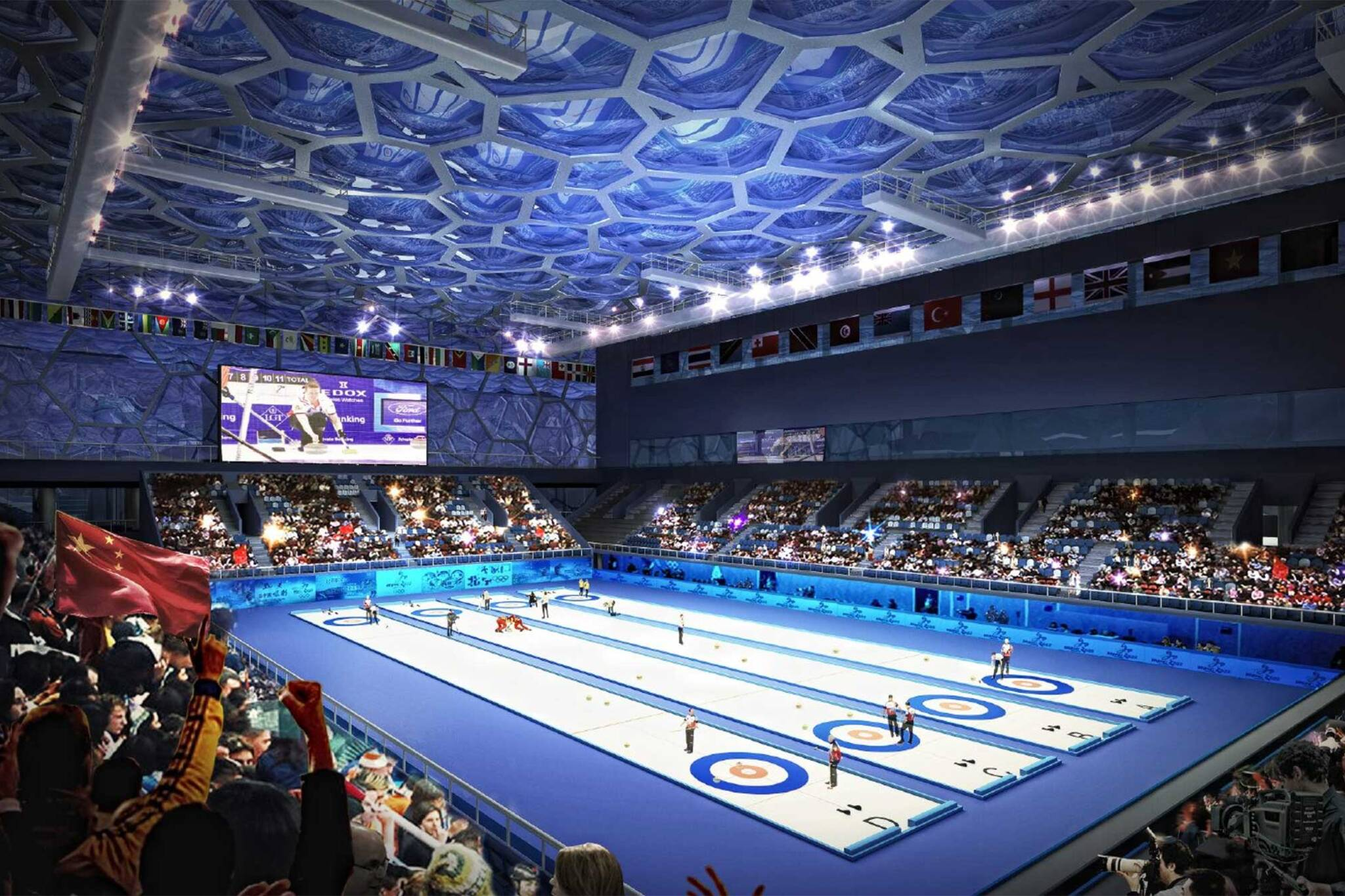 winter olympics 2022
