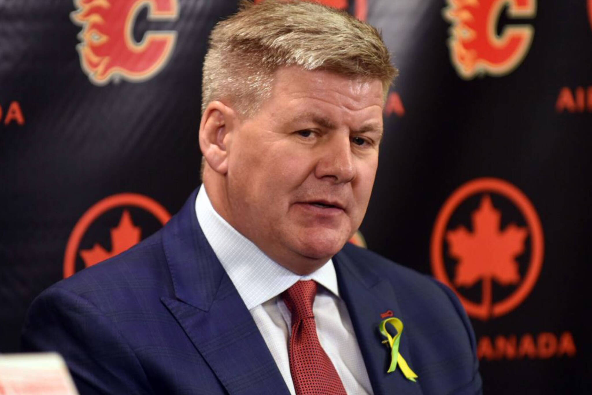 bill peters flames