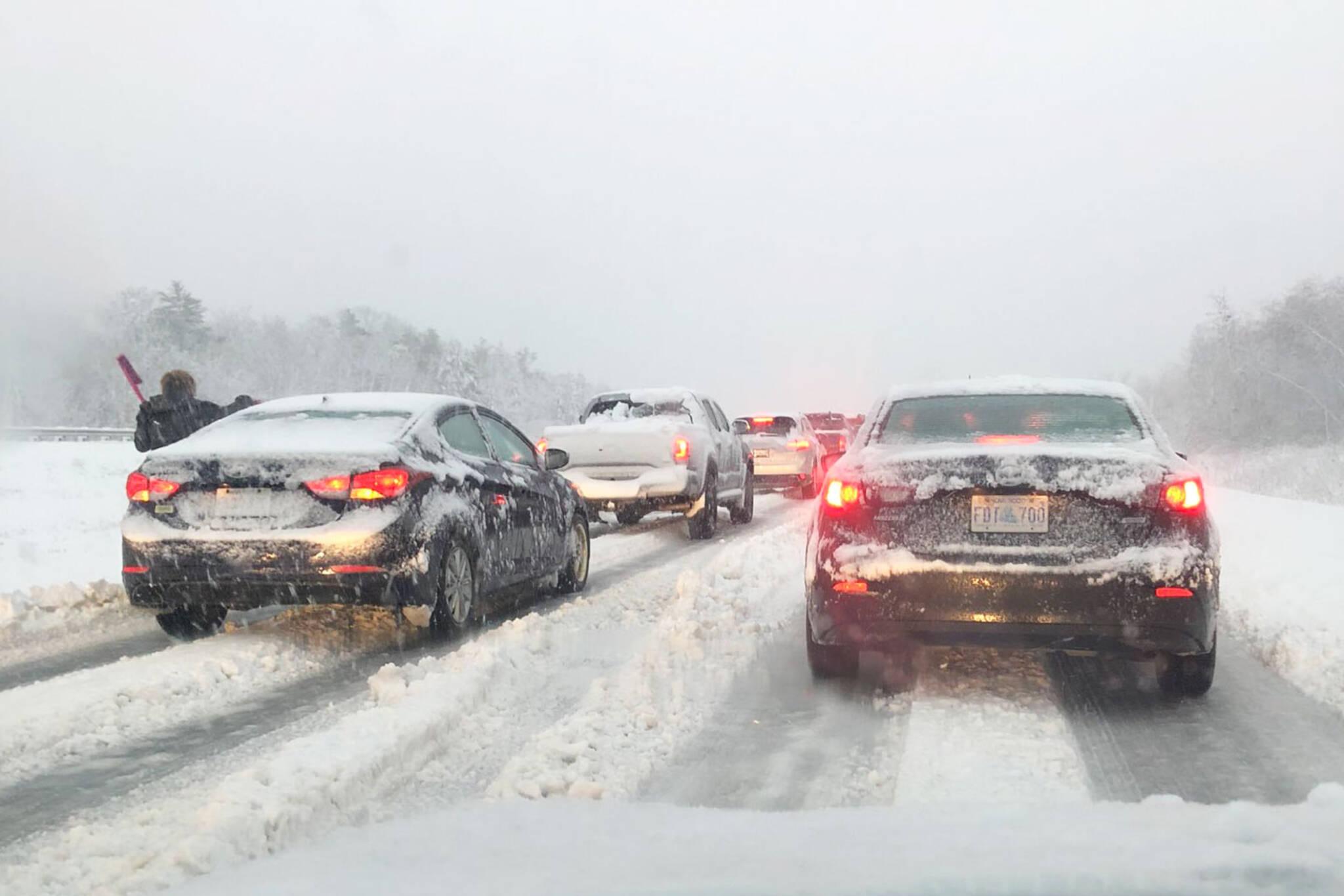 halifax snow storm