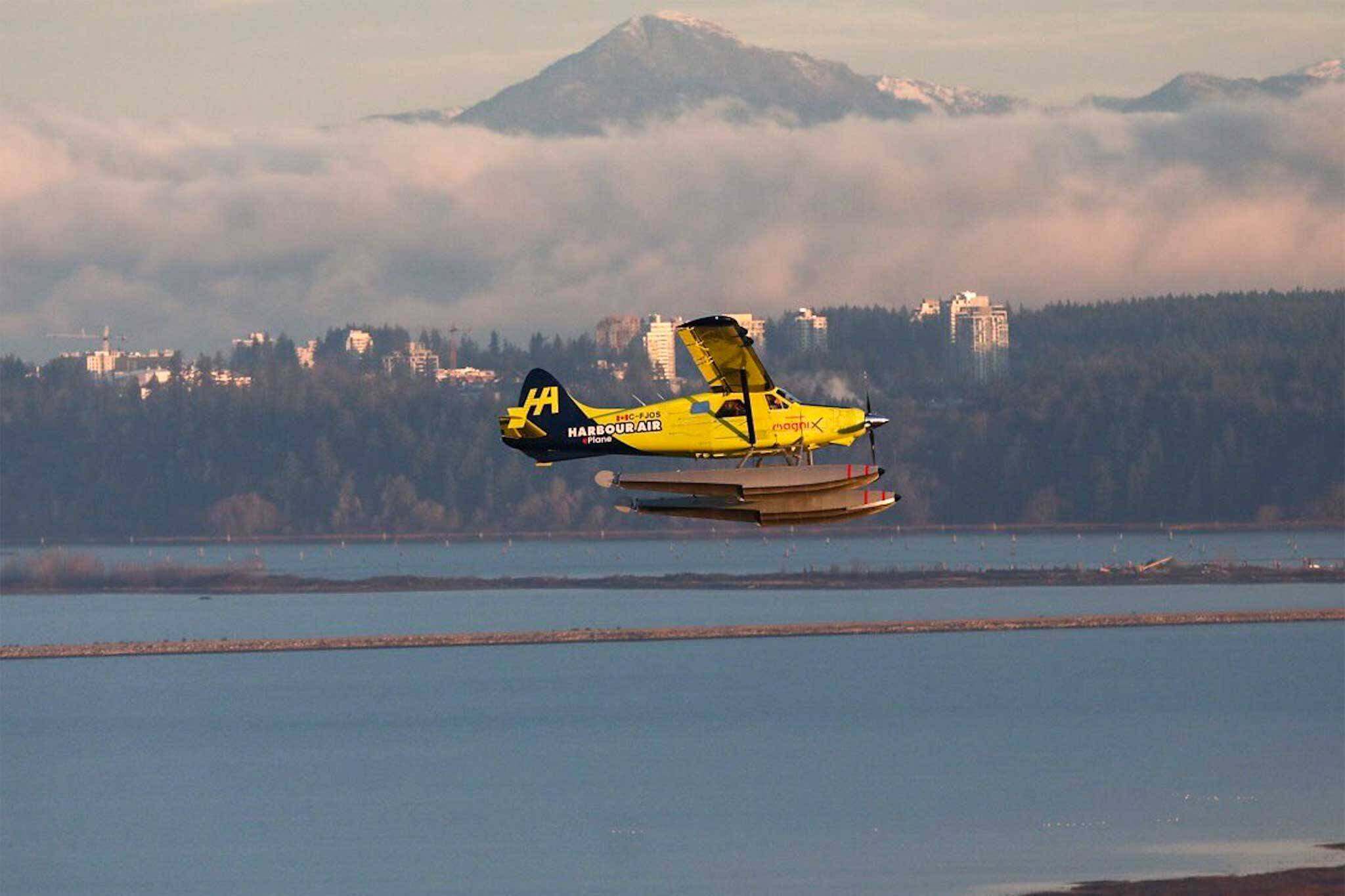 harbour air electric
