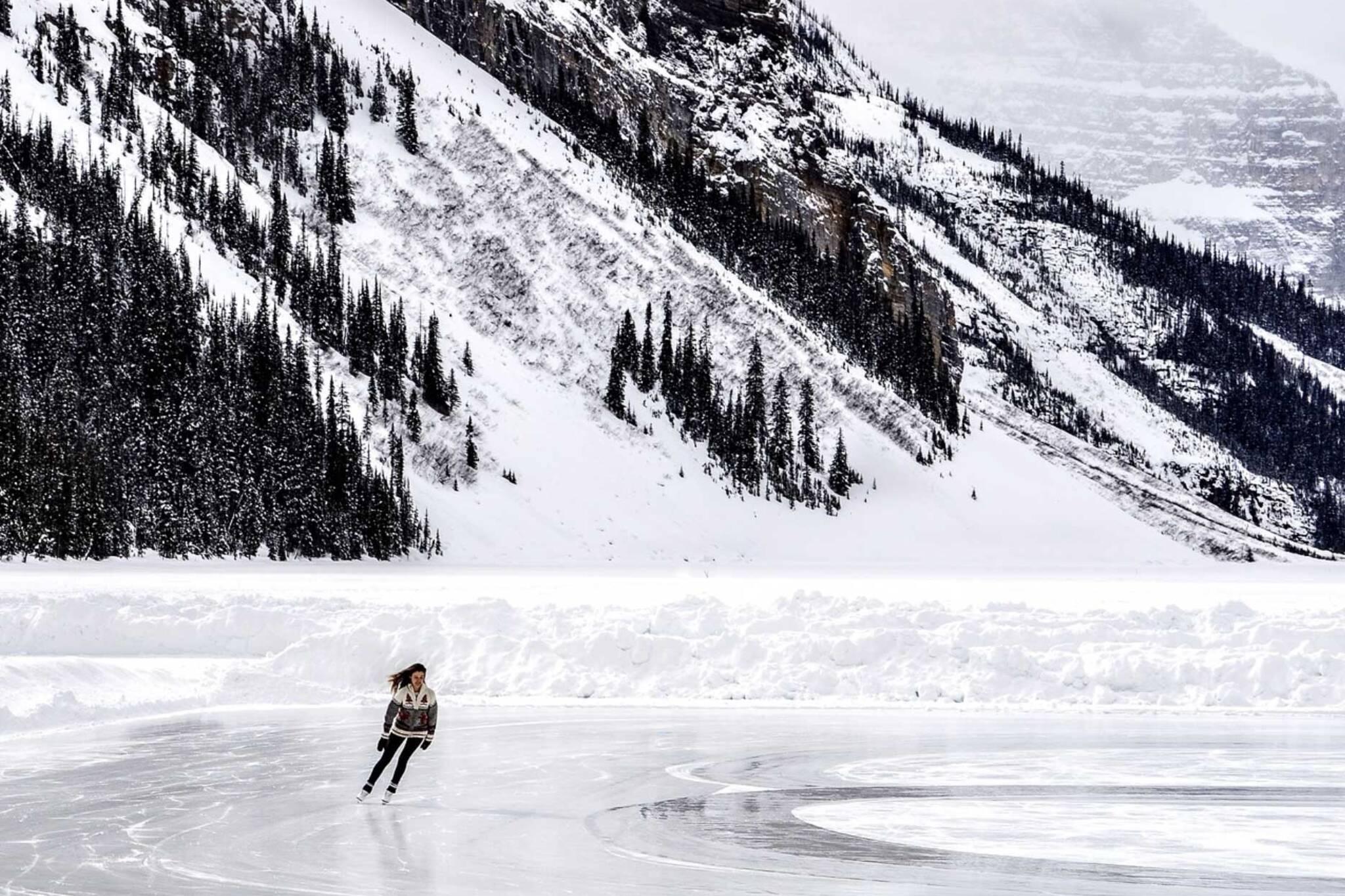 Ice Skating Canada