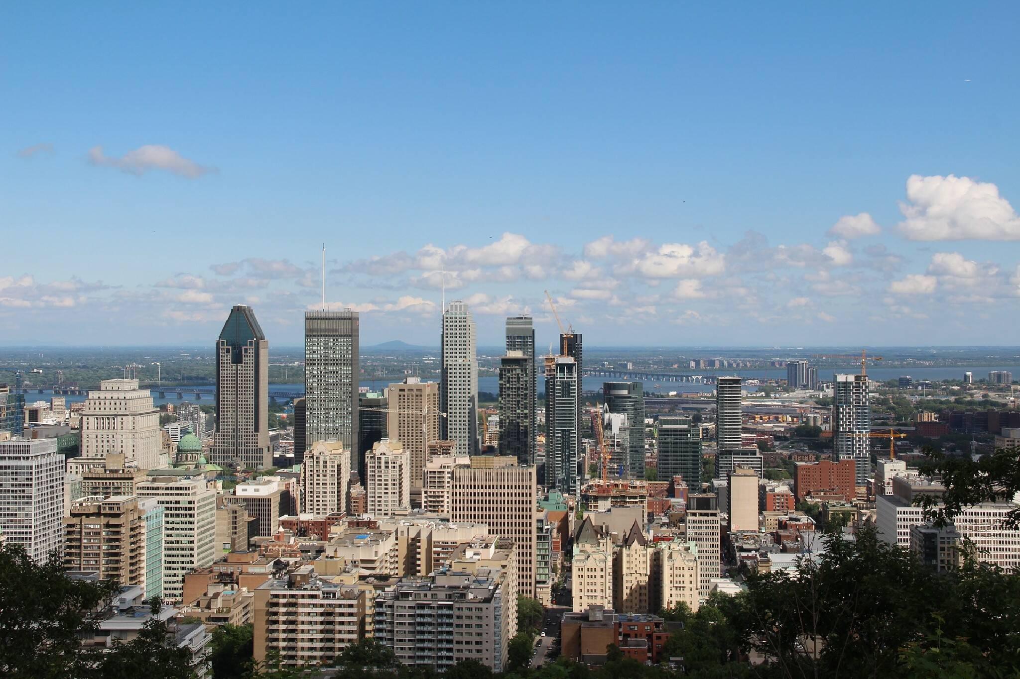 earthquake montreal