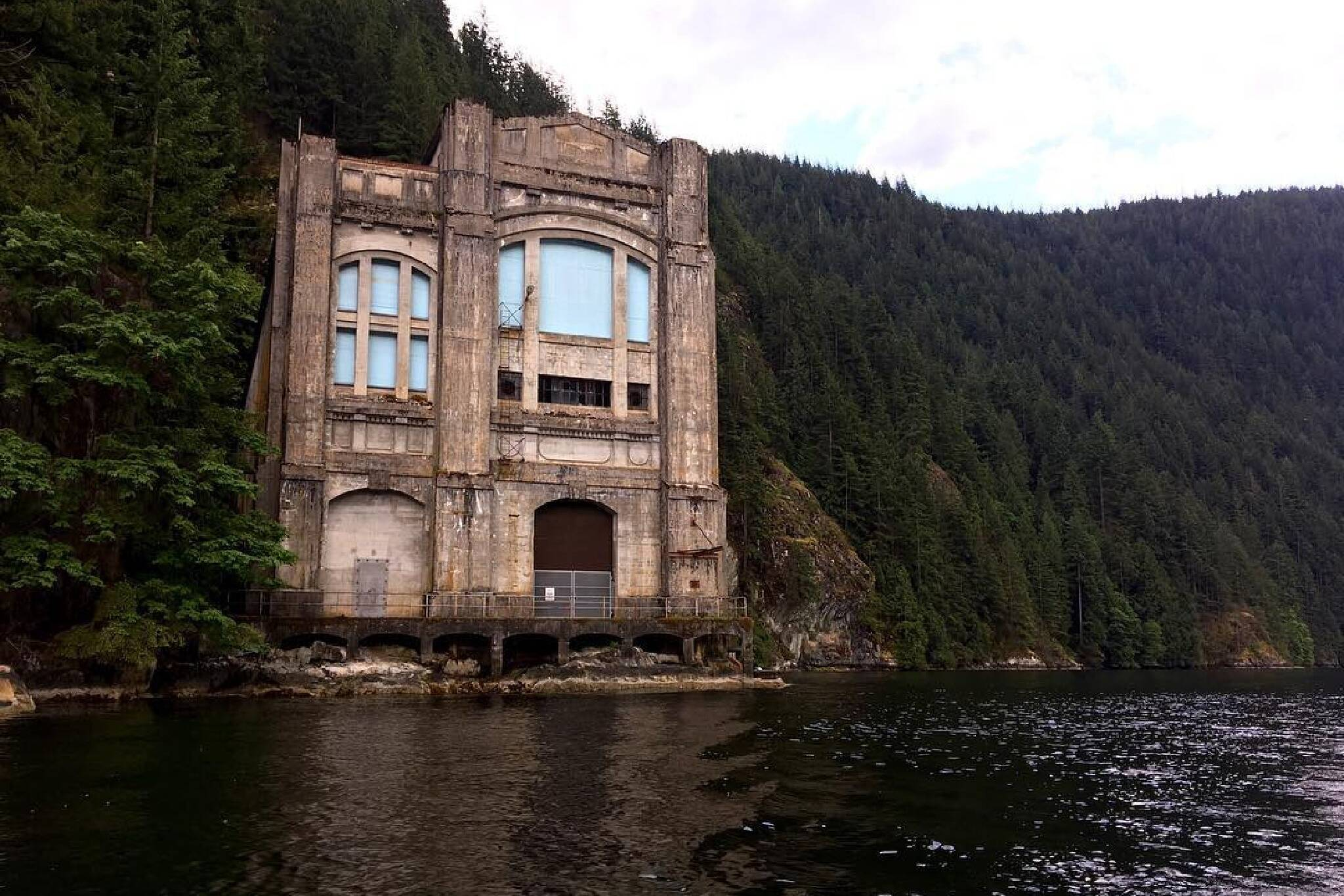 Buntzen Lake Powerhouse