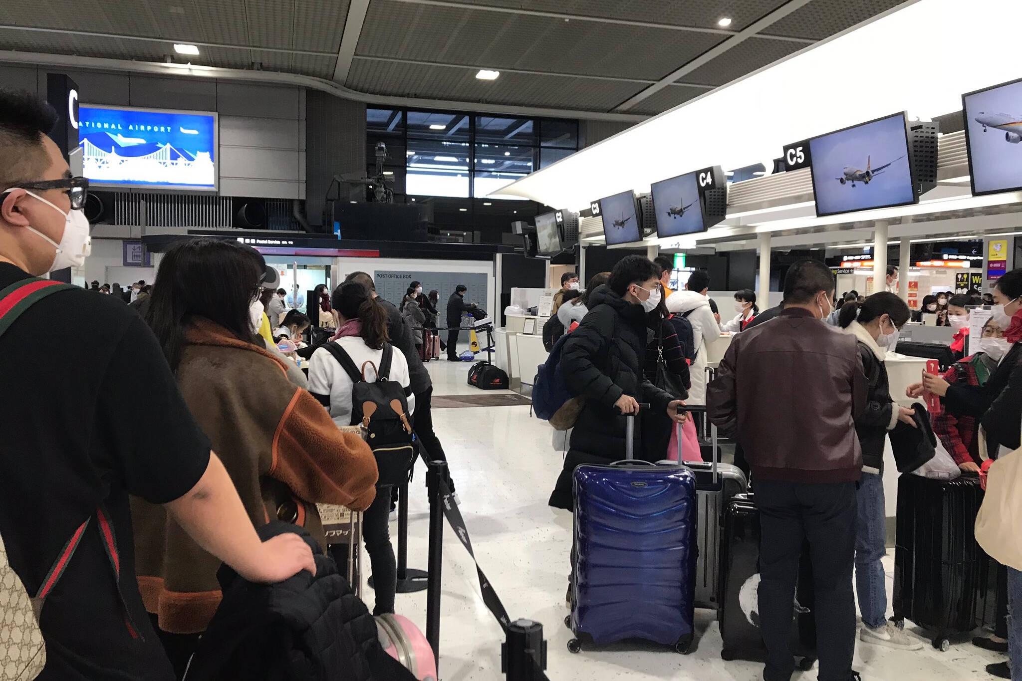 canadians evacuation wuhan