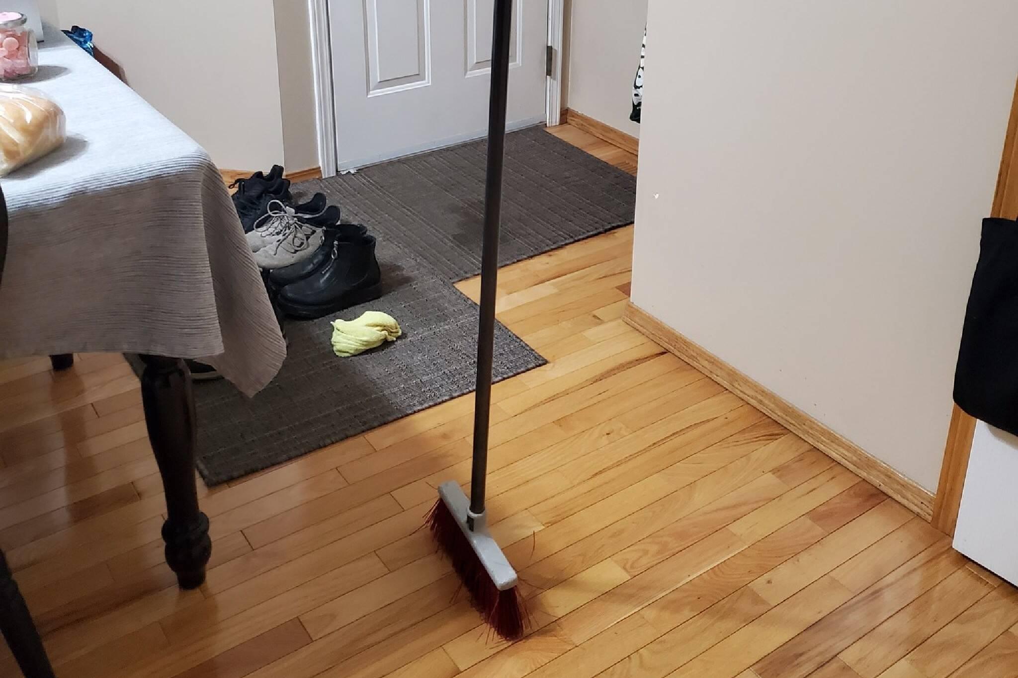 broomstick challenge nasa