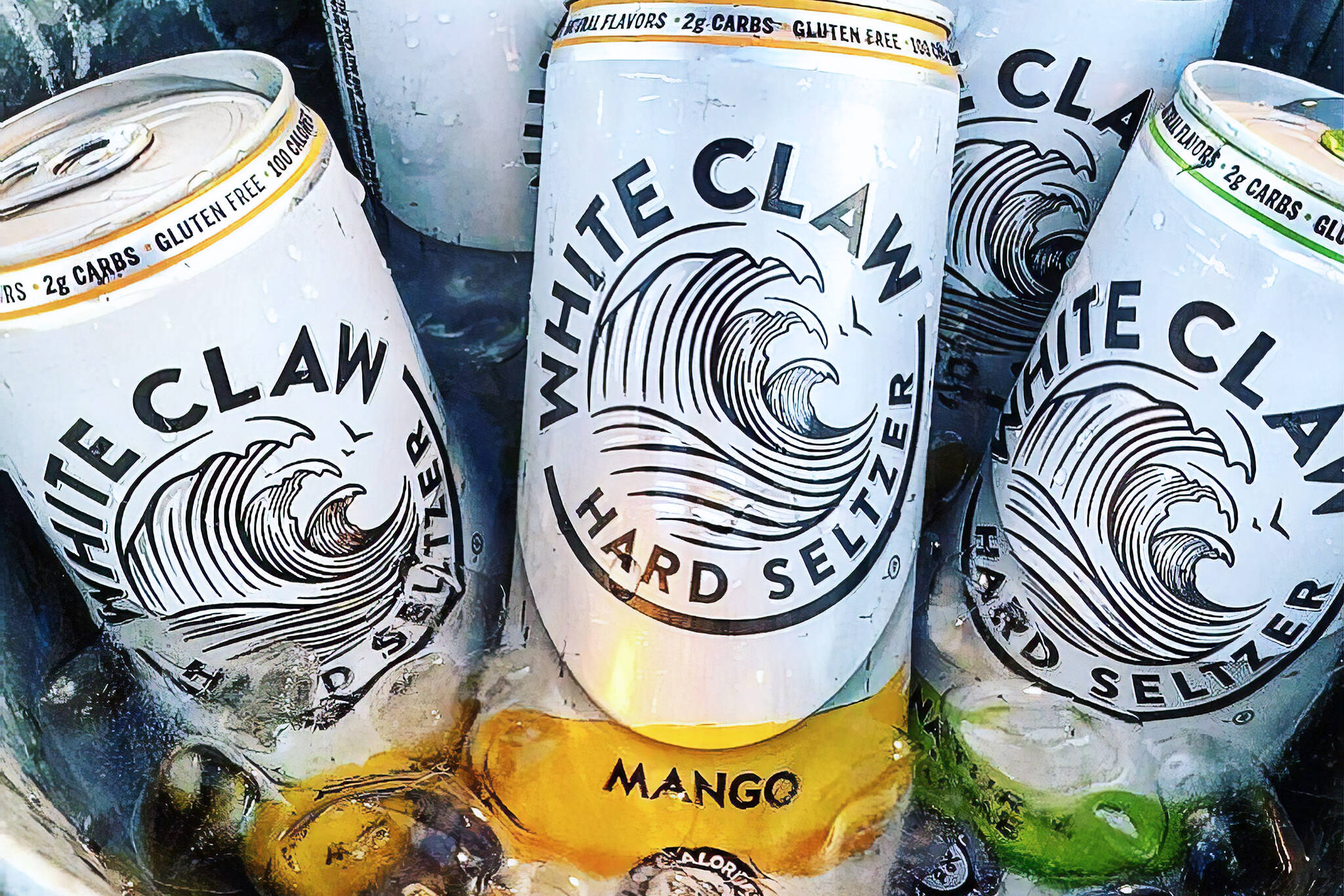 white claw canada