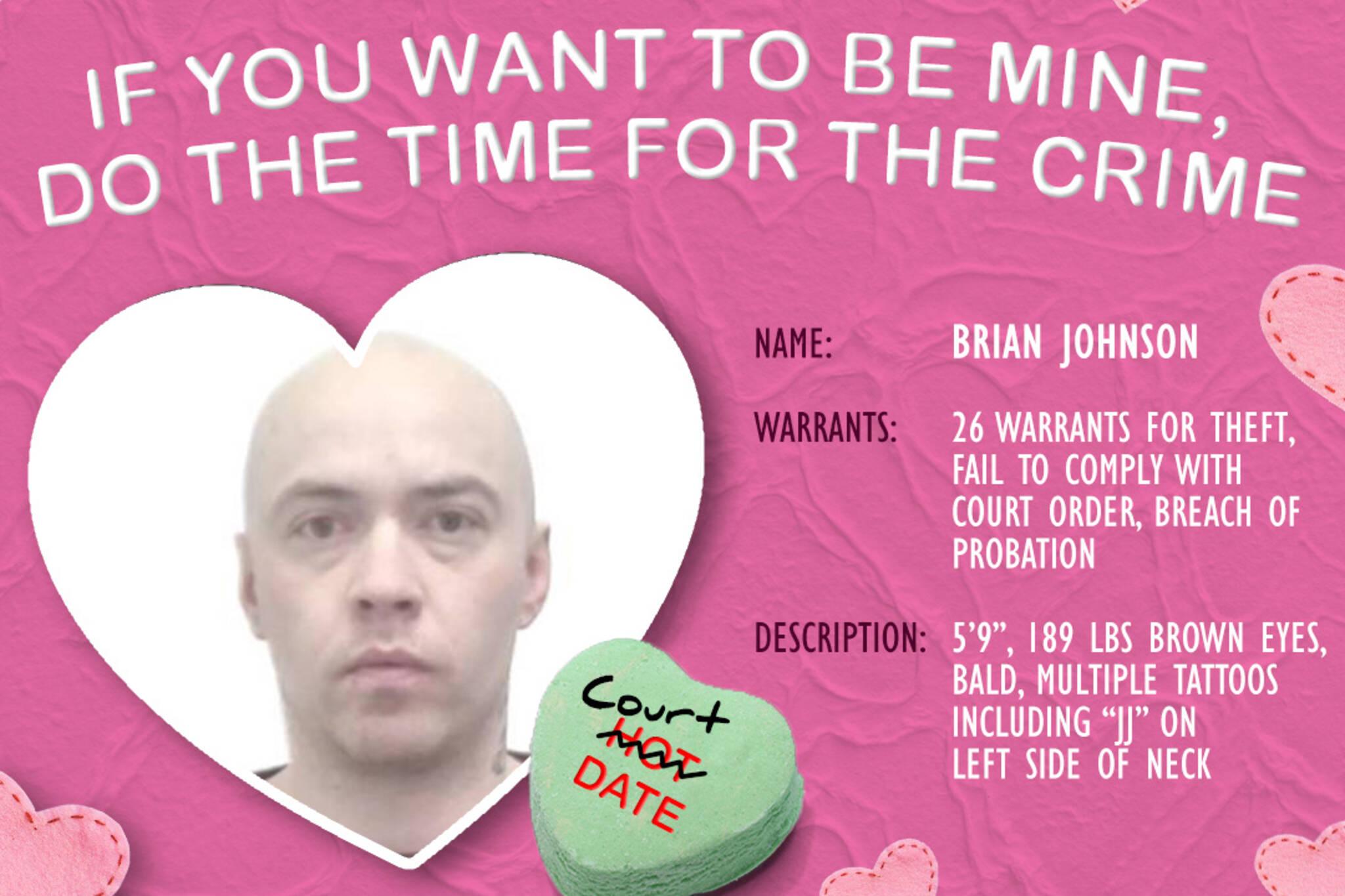 calgary police valentine's