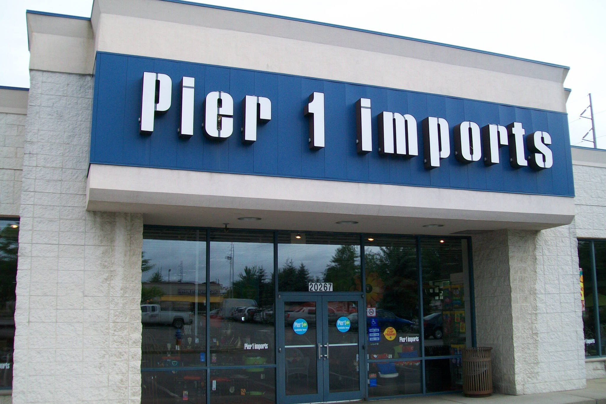 pier 1 imports canada