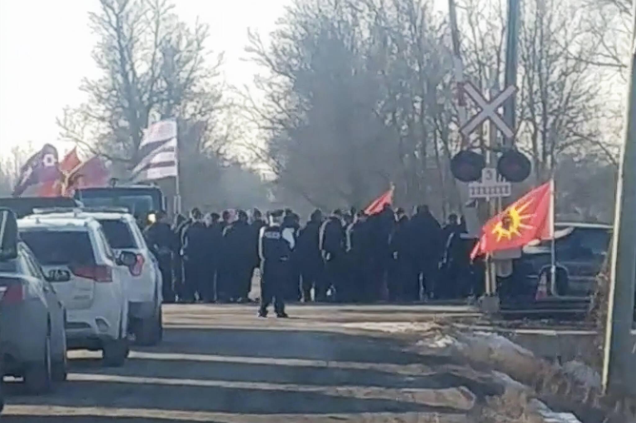 Tyendinaga blockade