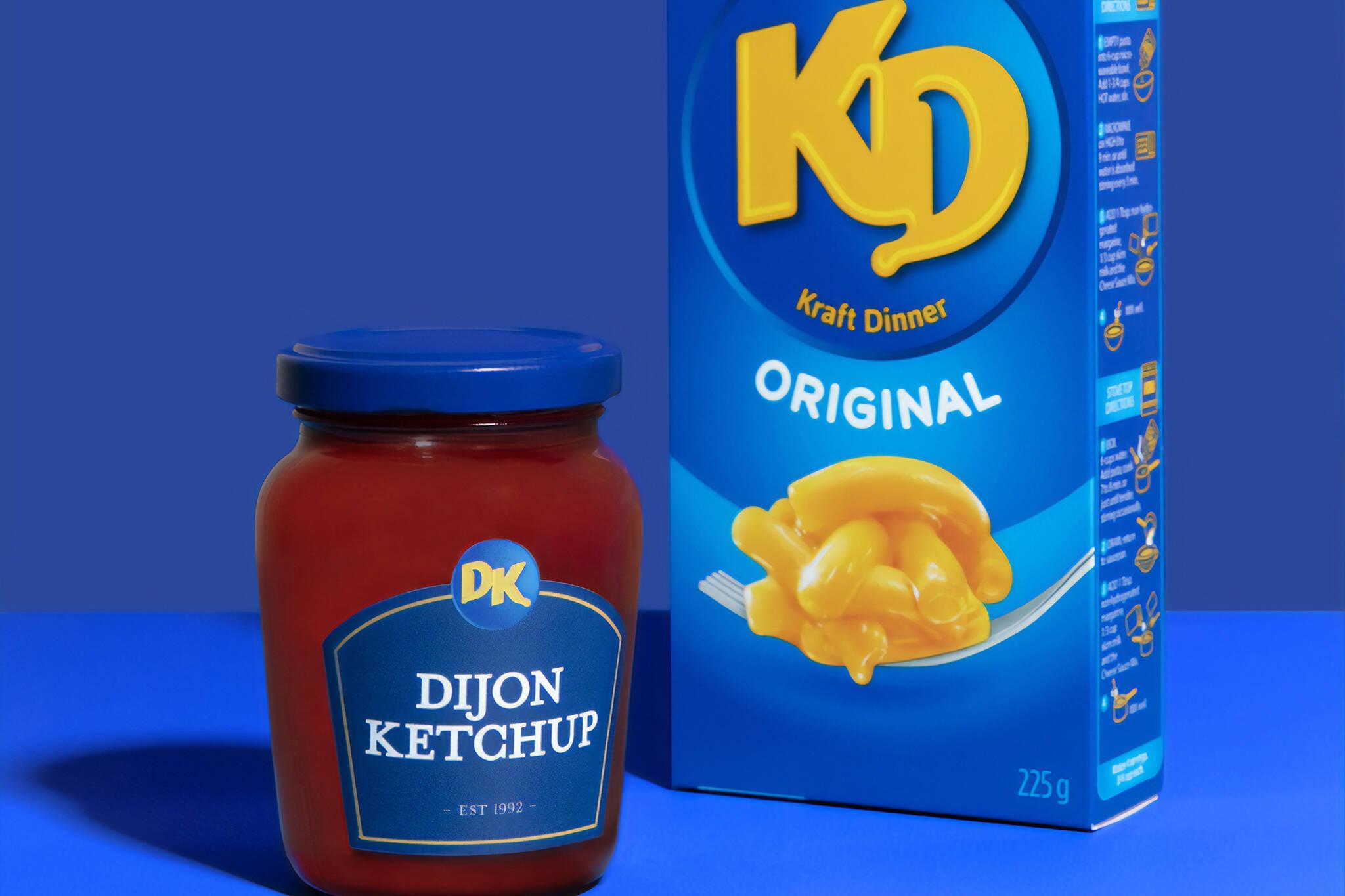 kd dijon ketchup