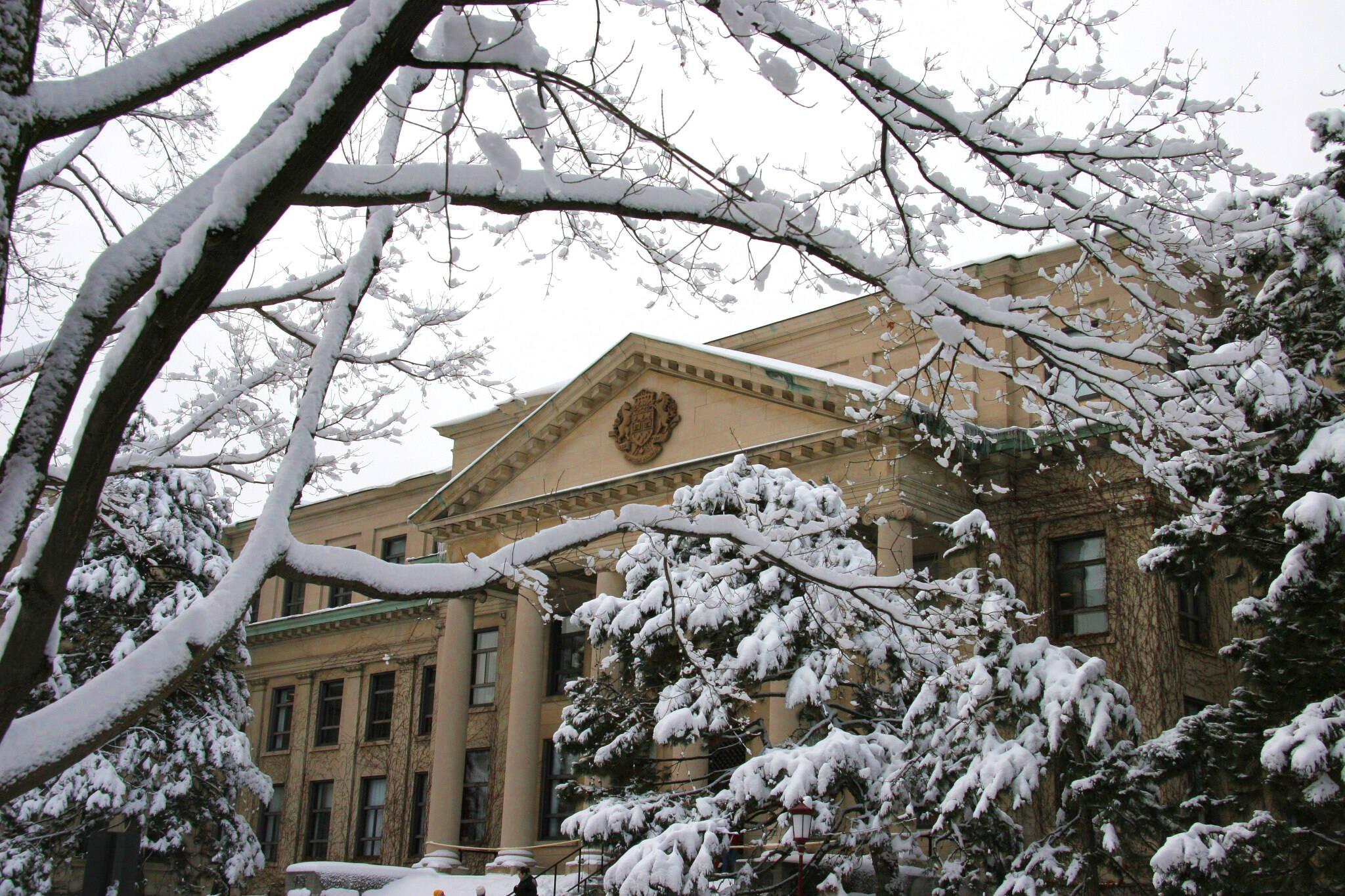 university of ottawa snow