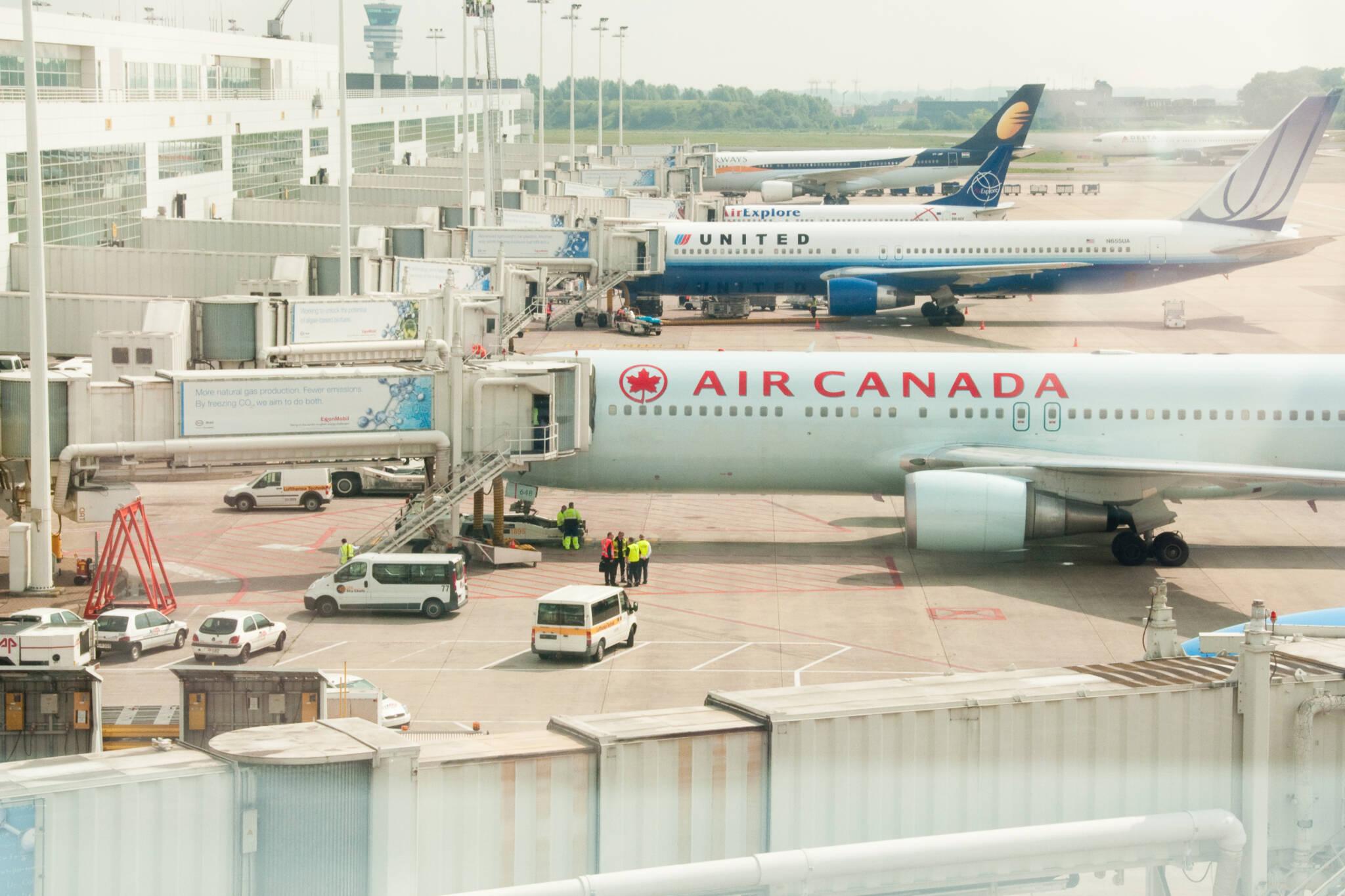 canada international travel