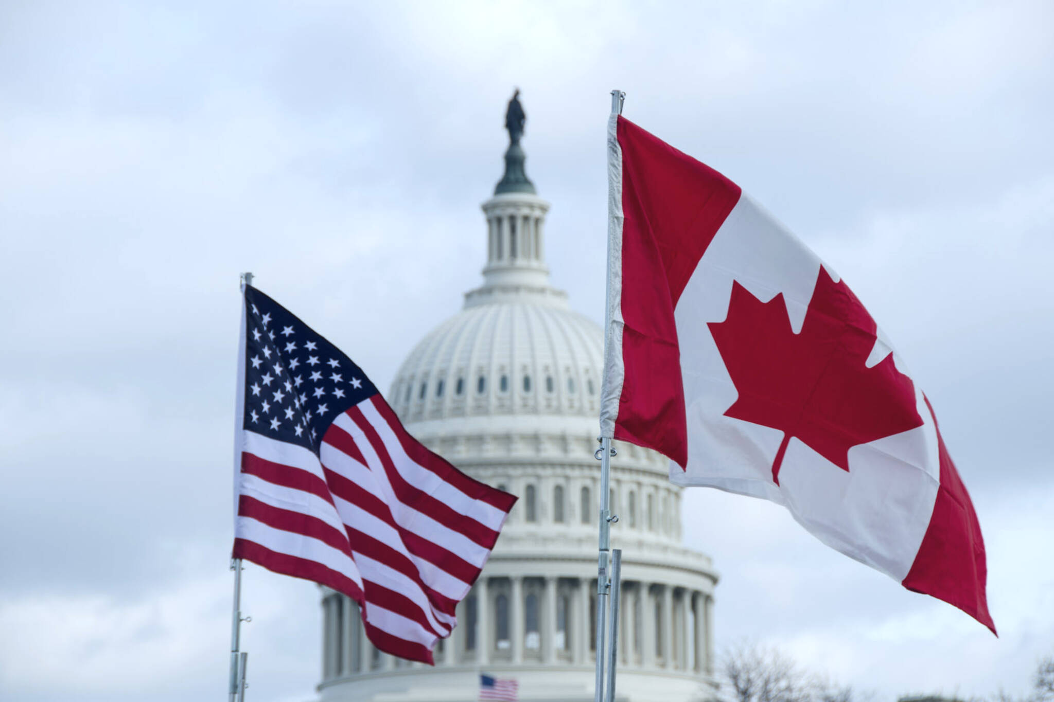 canada us border closure