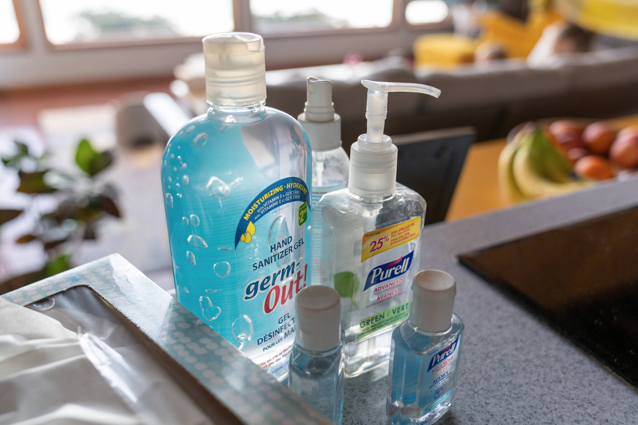 canada hand sanitizer
