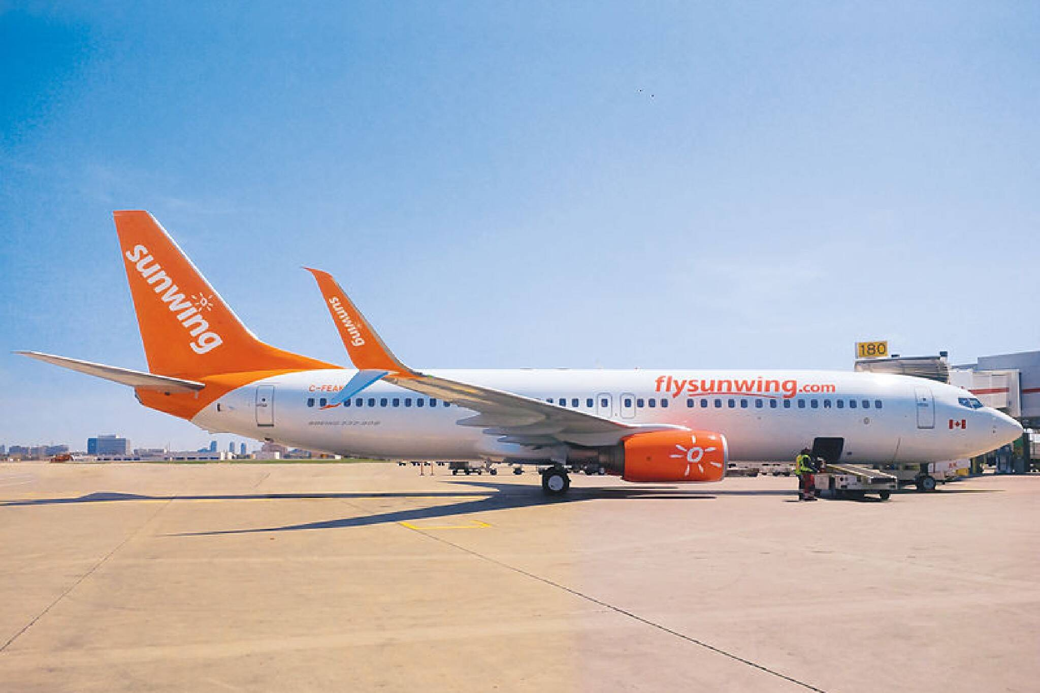 sunwing flights