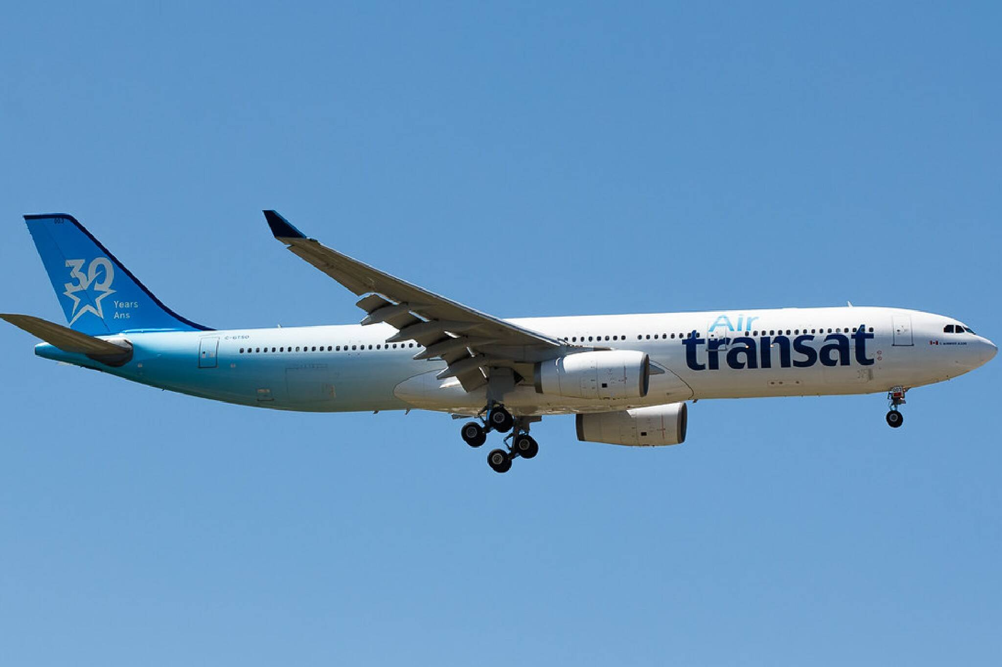 air transat layoffs