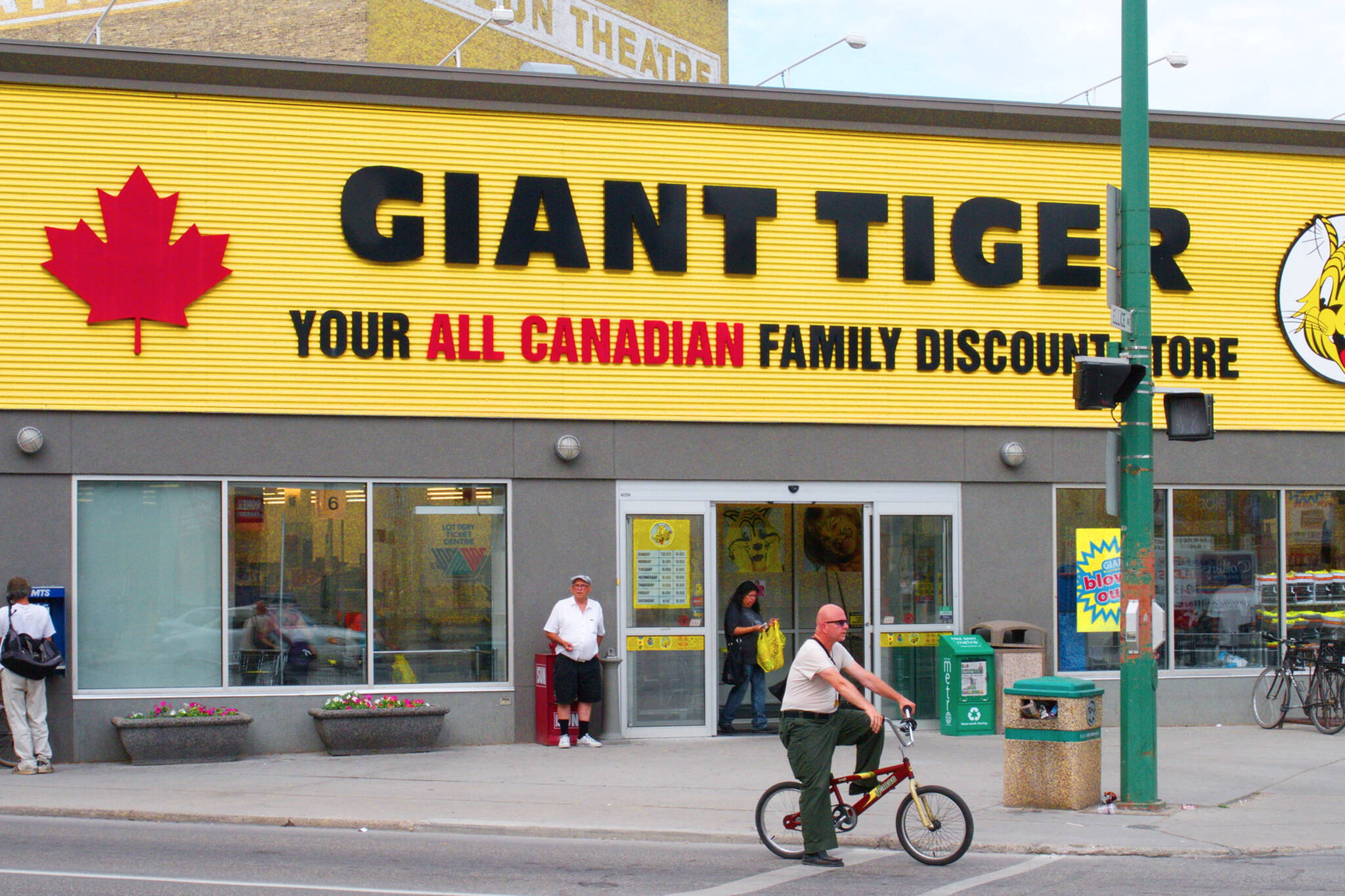 scott reid giant tiger