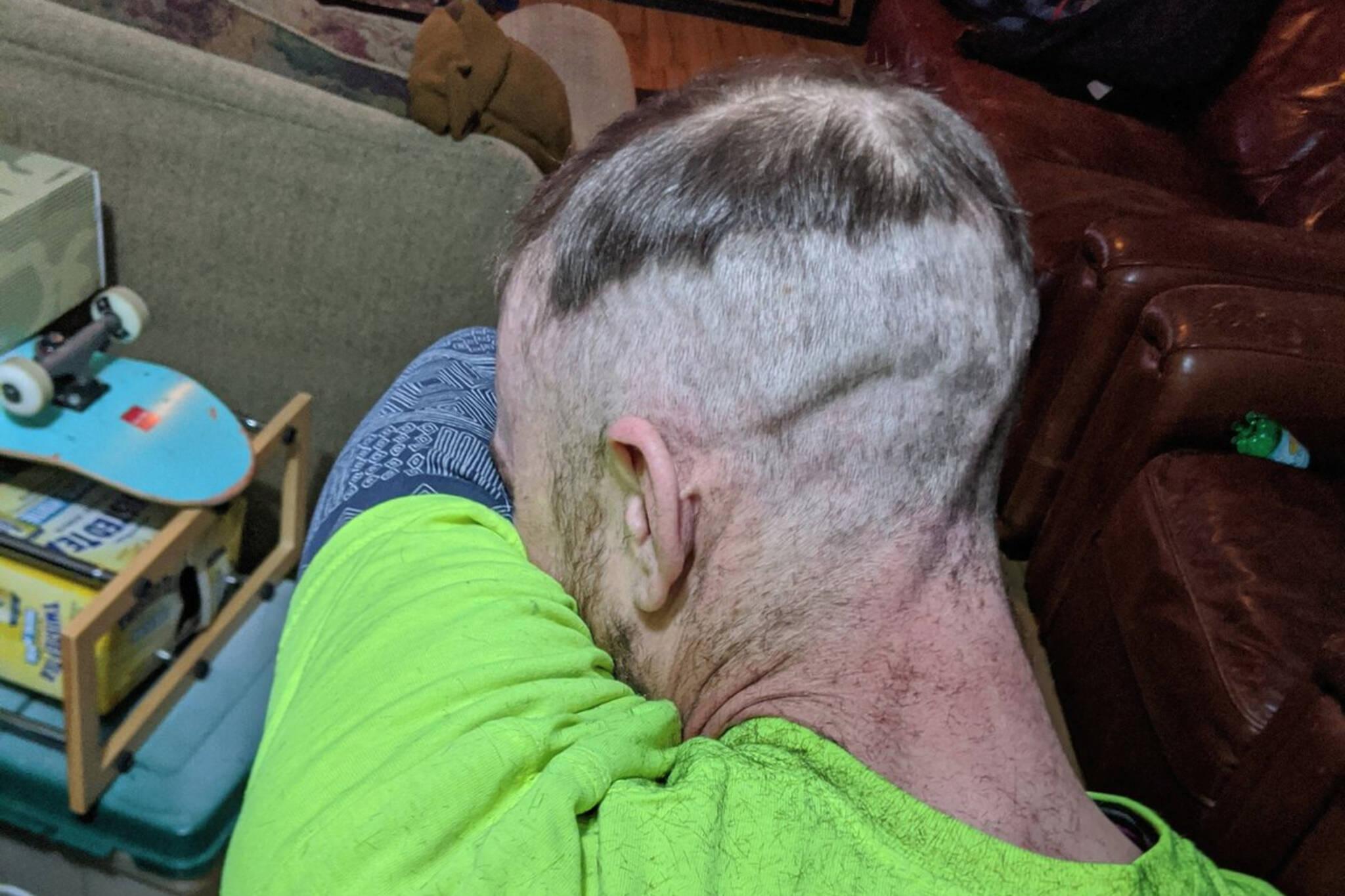 quarantine haircut