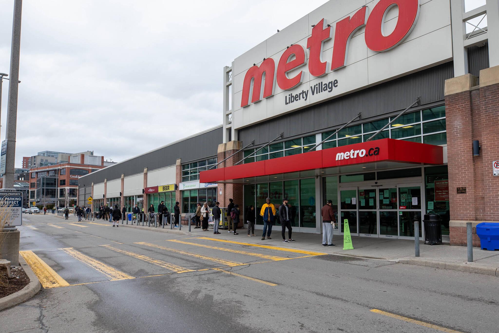 metro canada