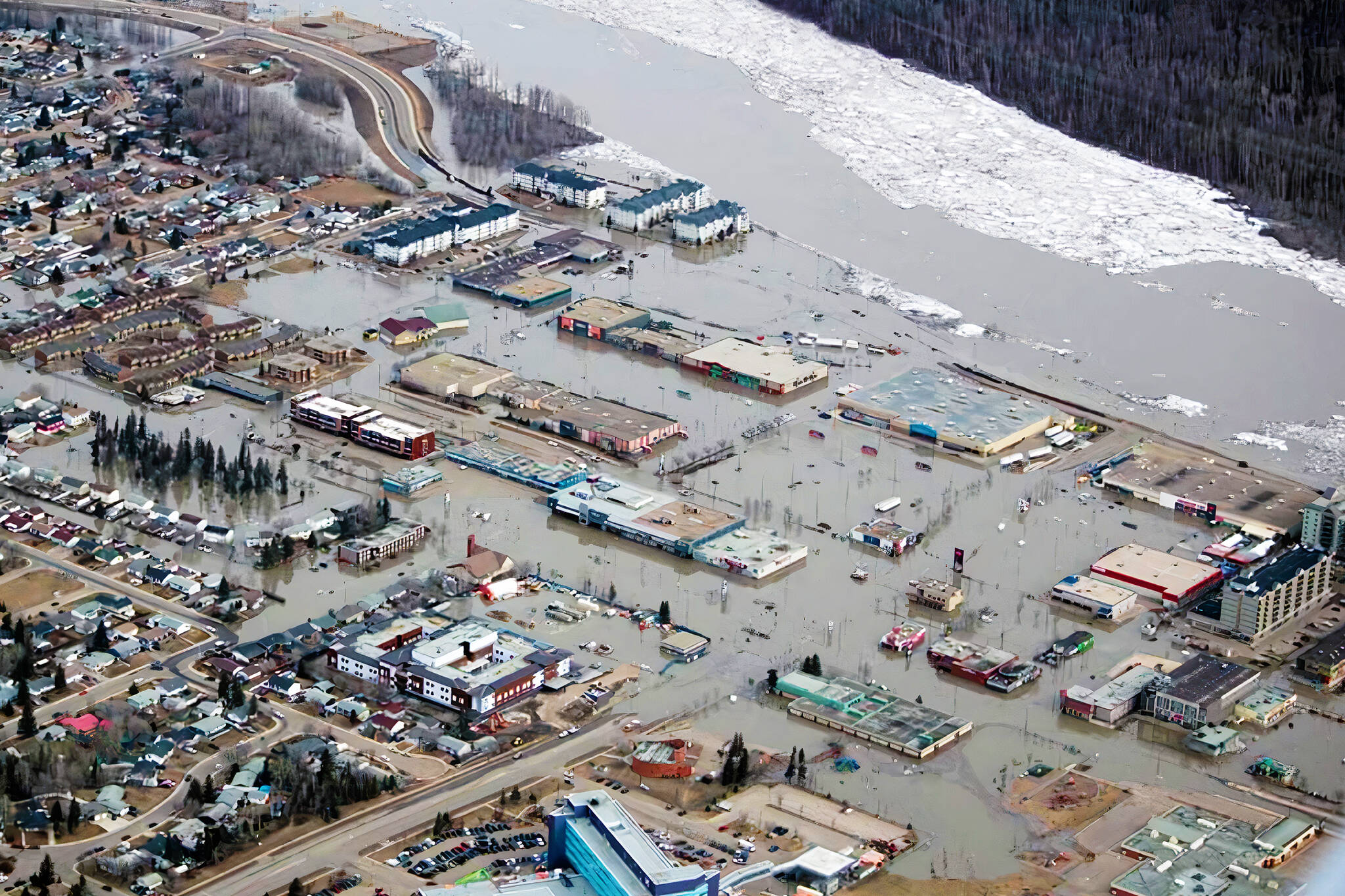fort mcmurray flood