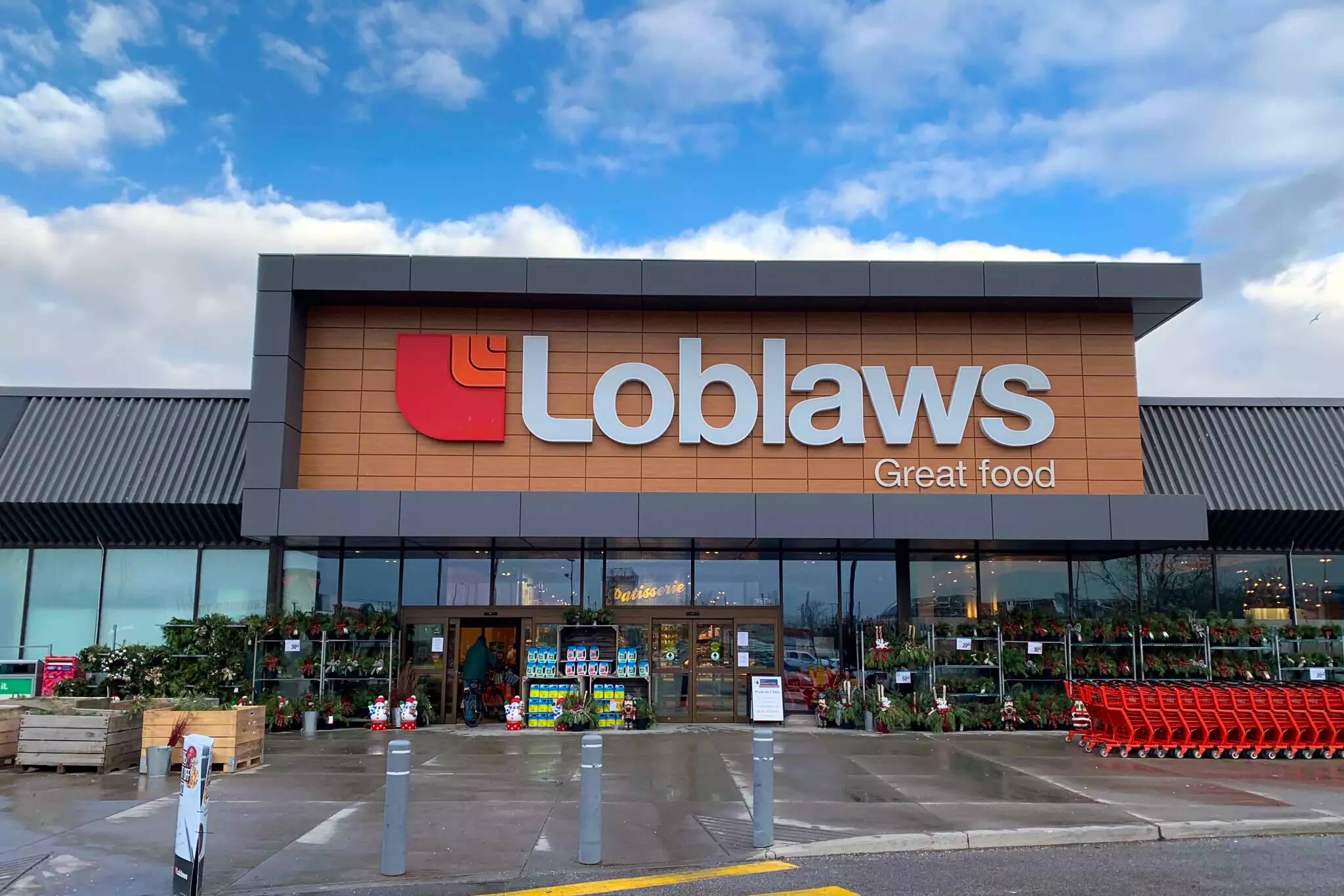loblaw stock