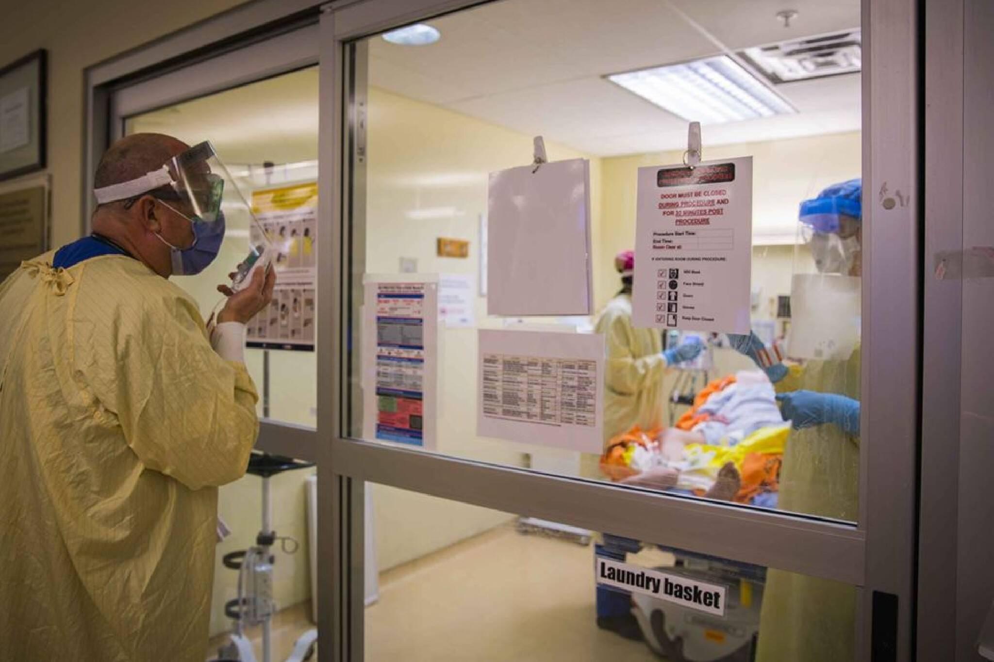 covid 19 hospital