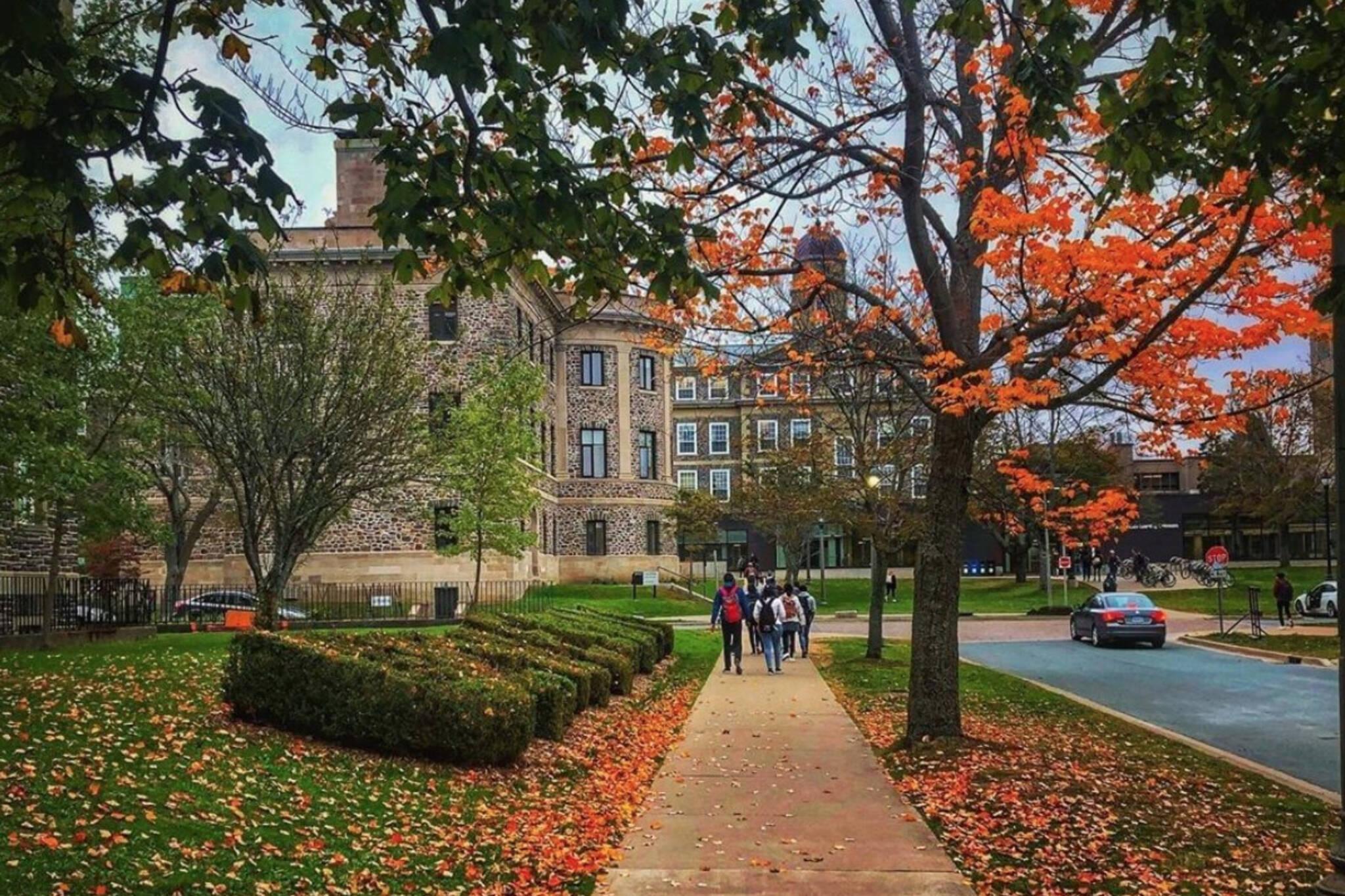 universities canada fall