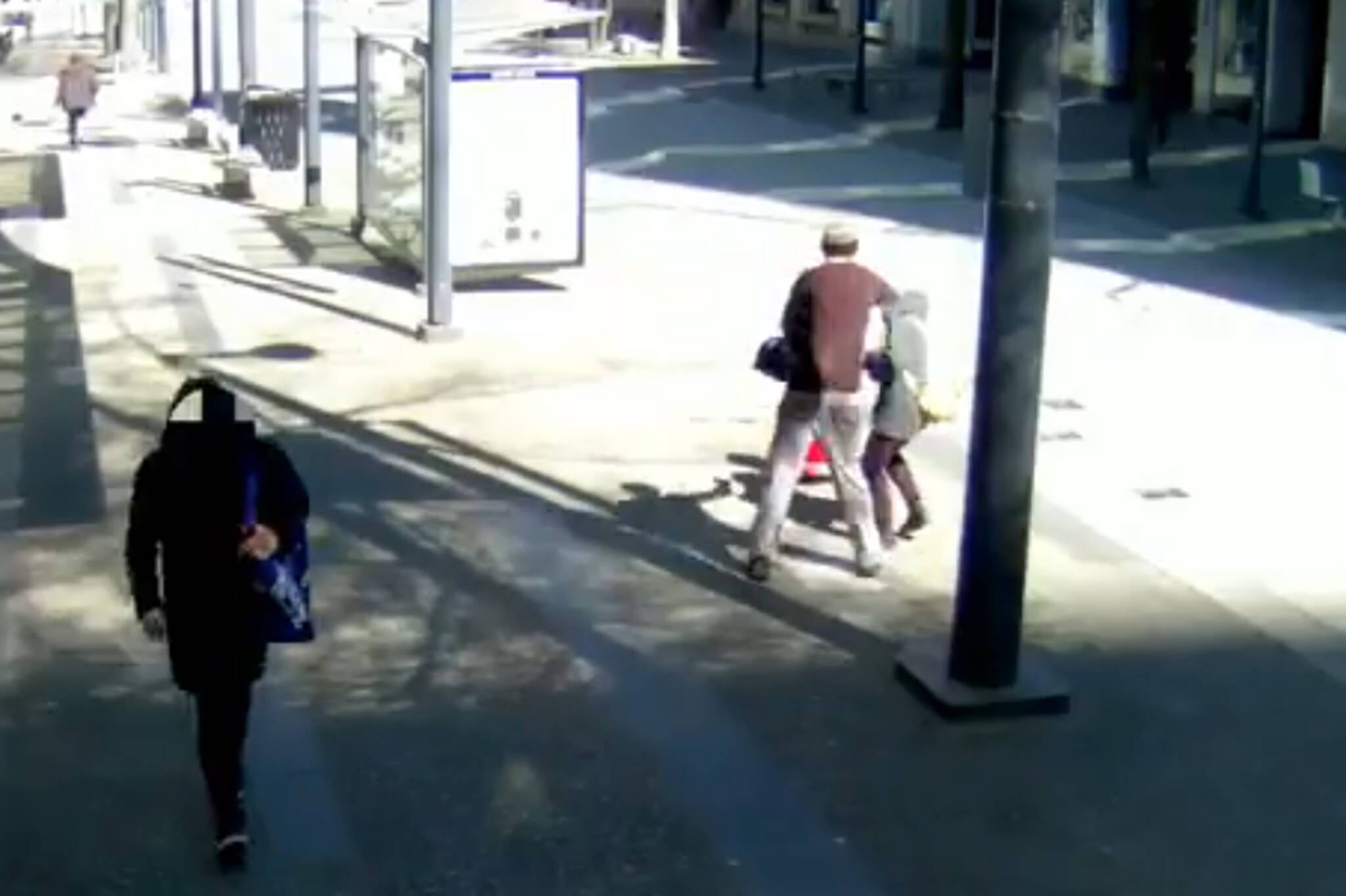 vancouver punched