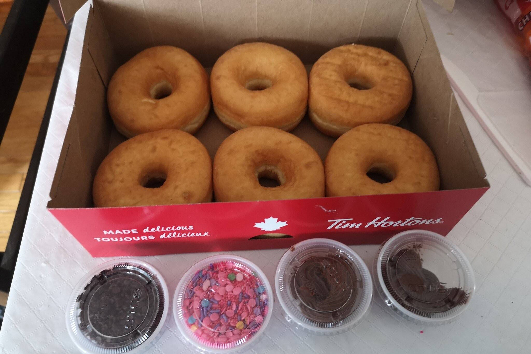 tim hortons mothers day kit