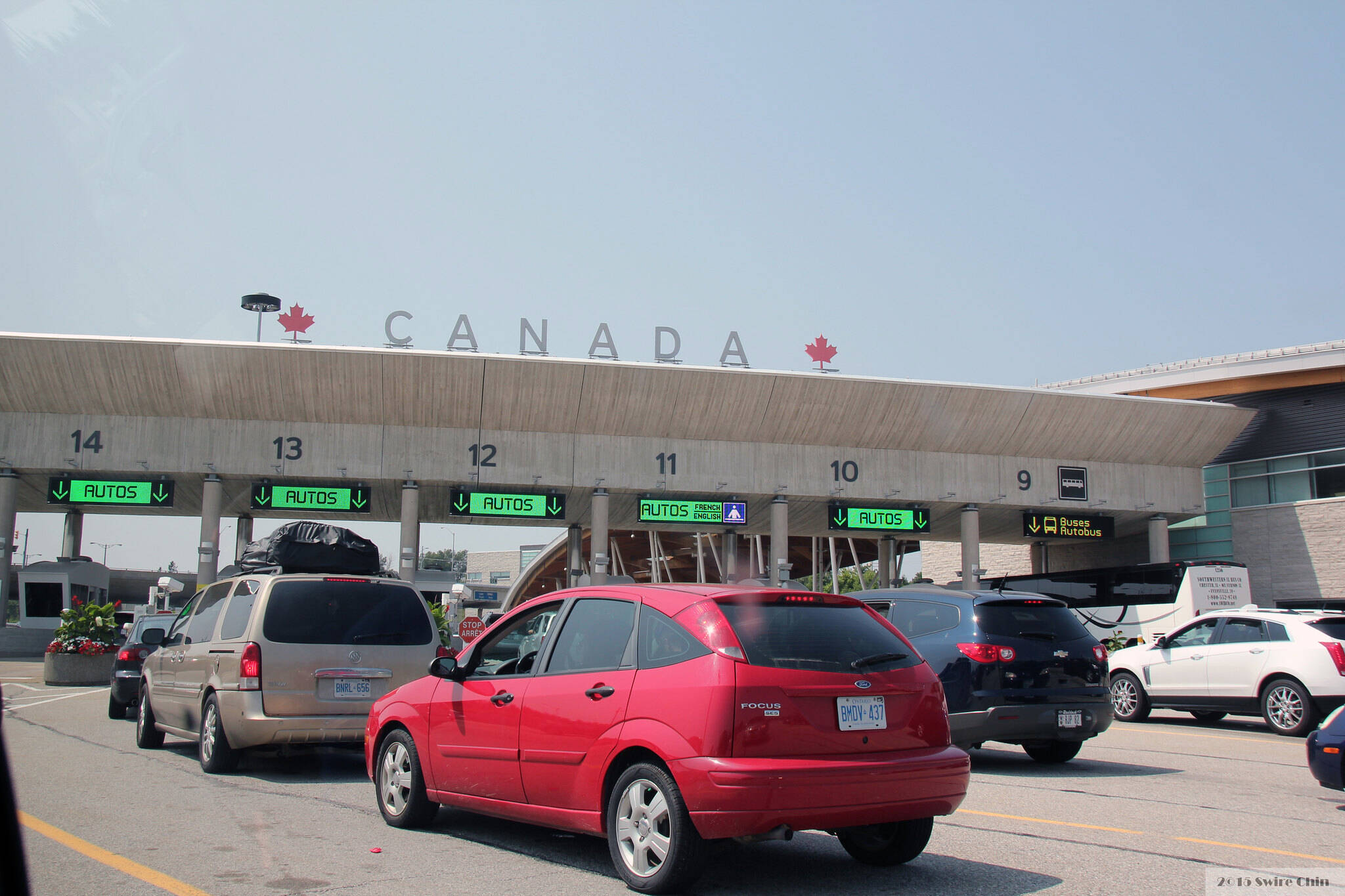when will the us canada border open up again