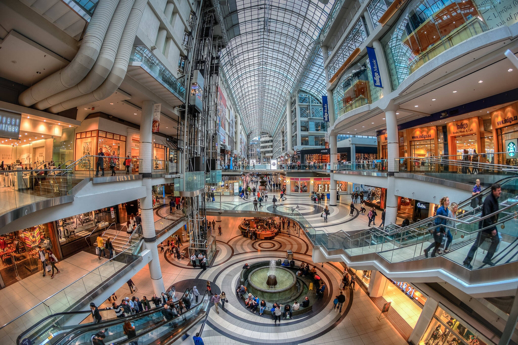 when are malls reopening in ontario
