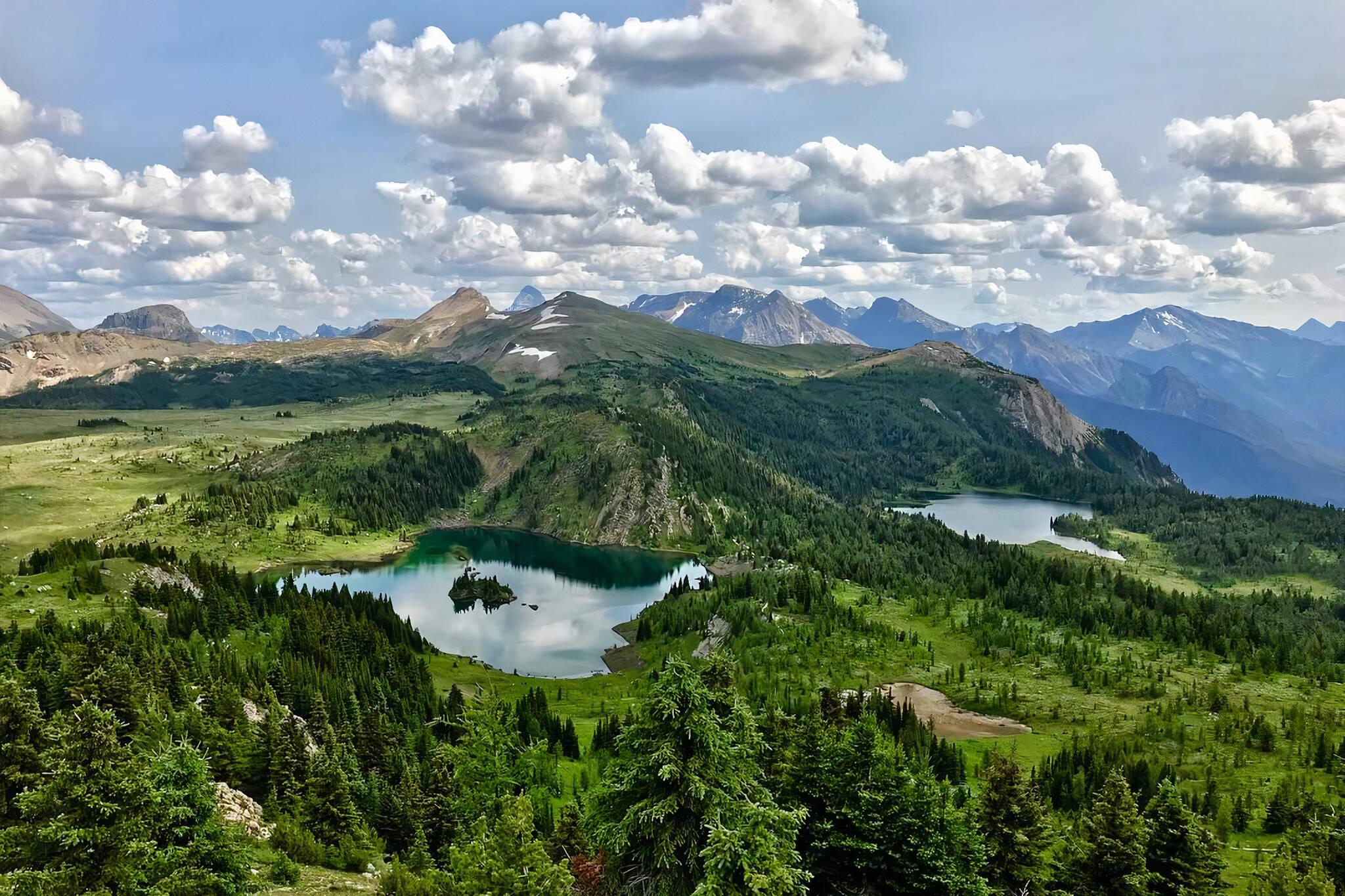 national parks canada
