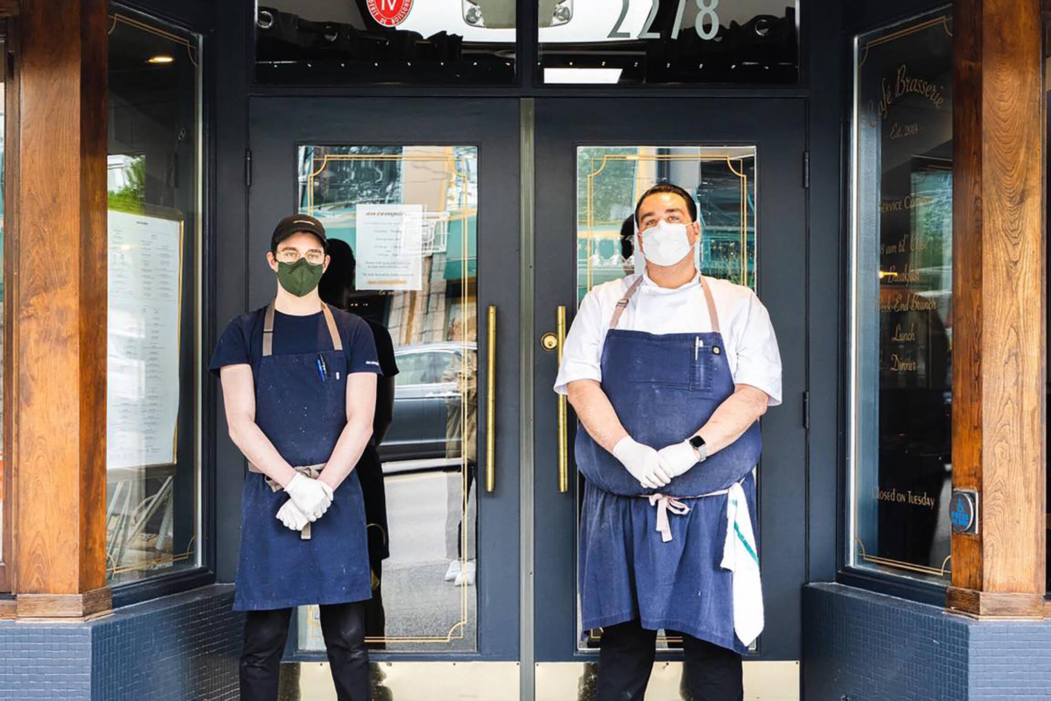 restaurants reopening vancouver