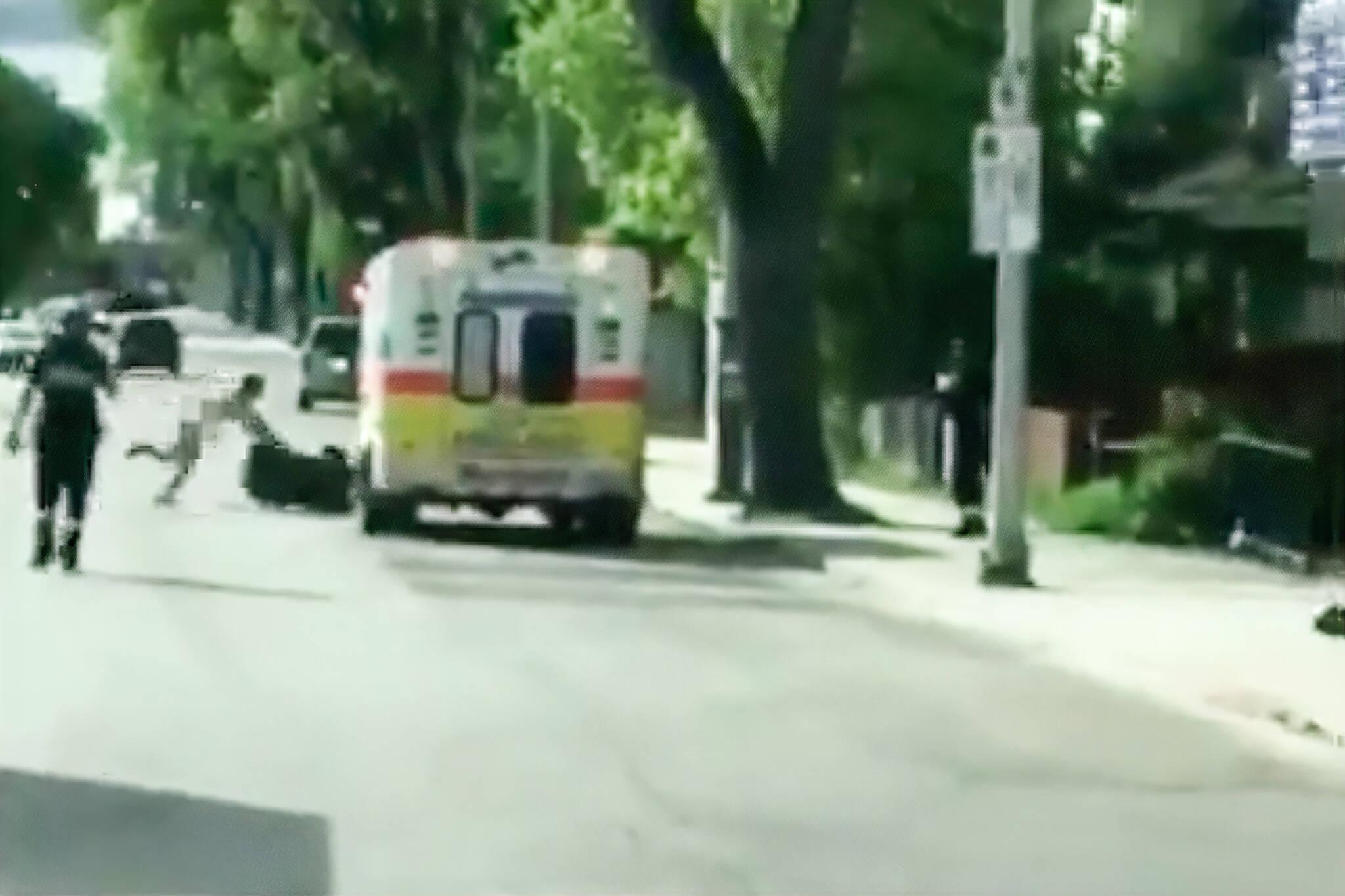 winnipeg ambulance