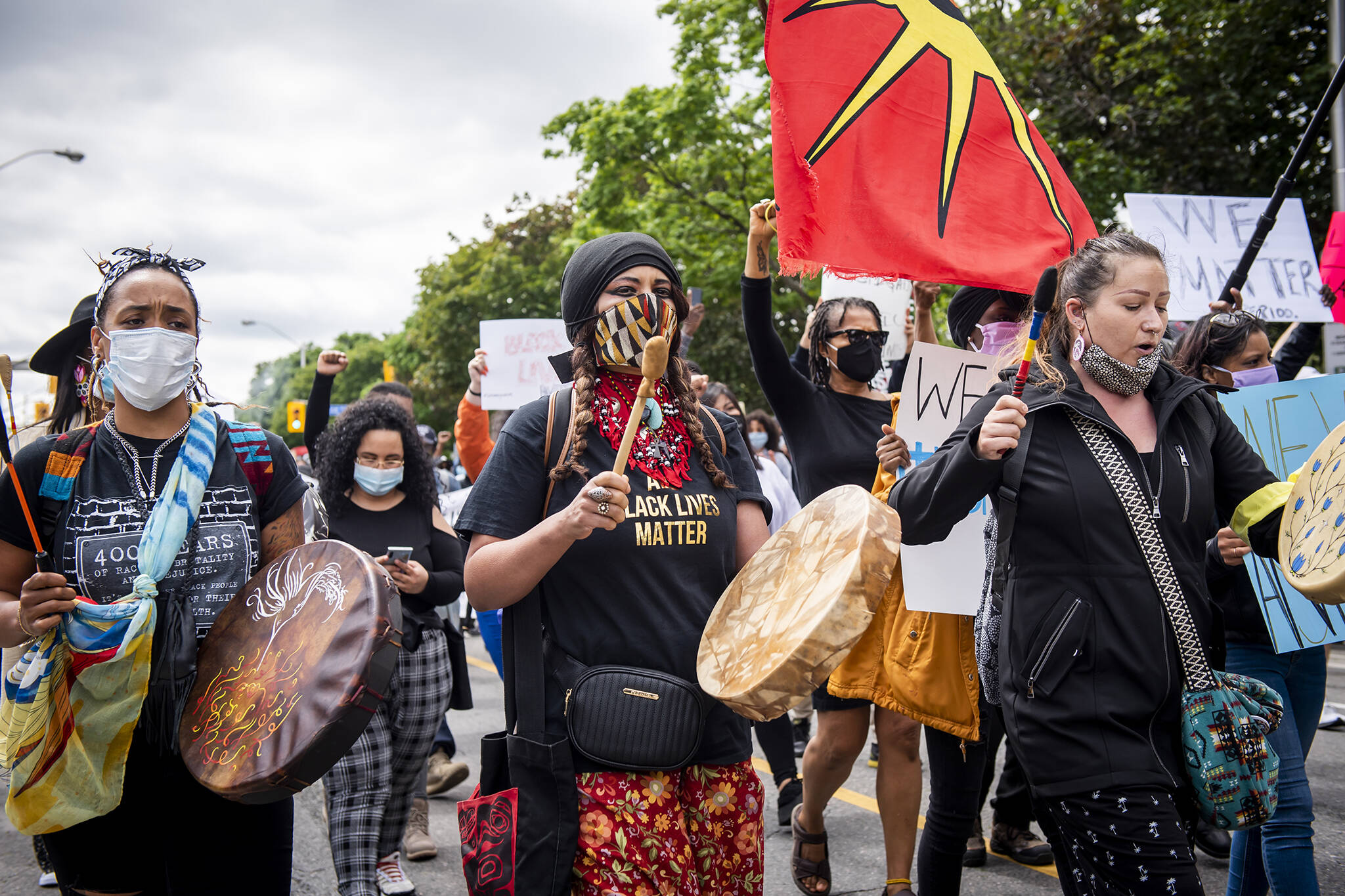 indigenous police brutality