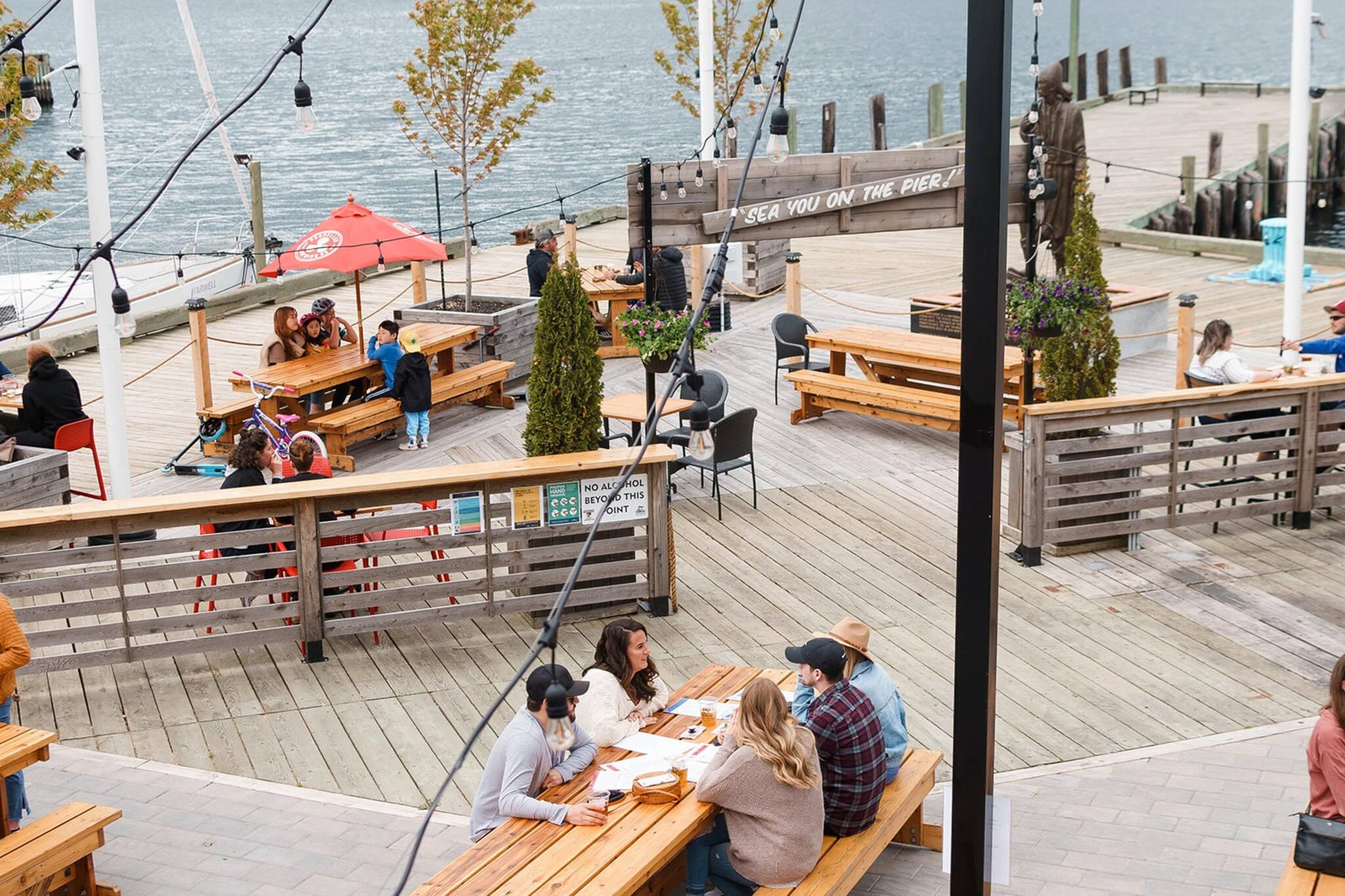 patios open