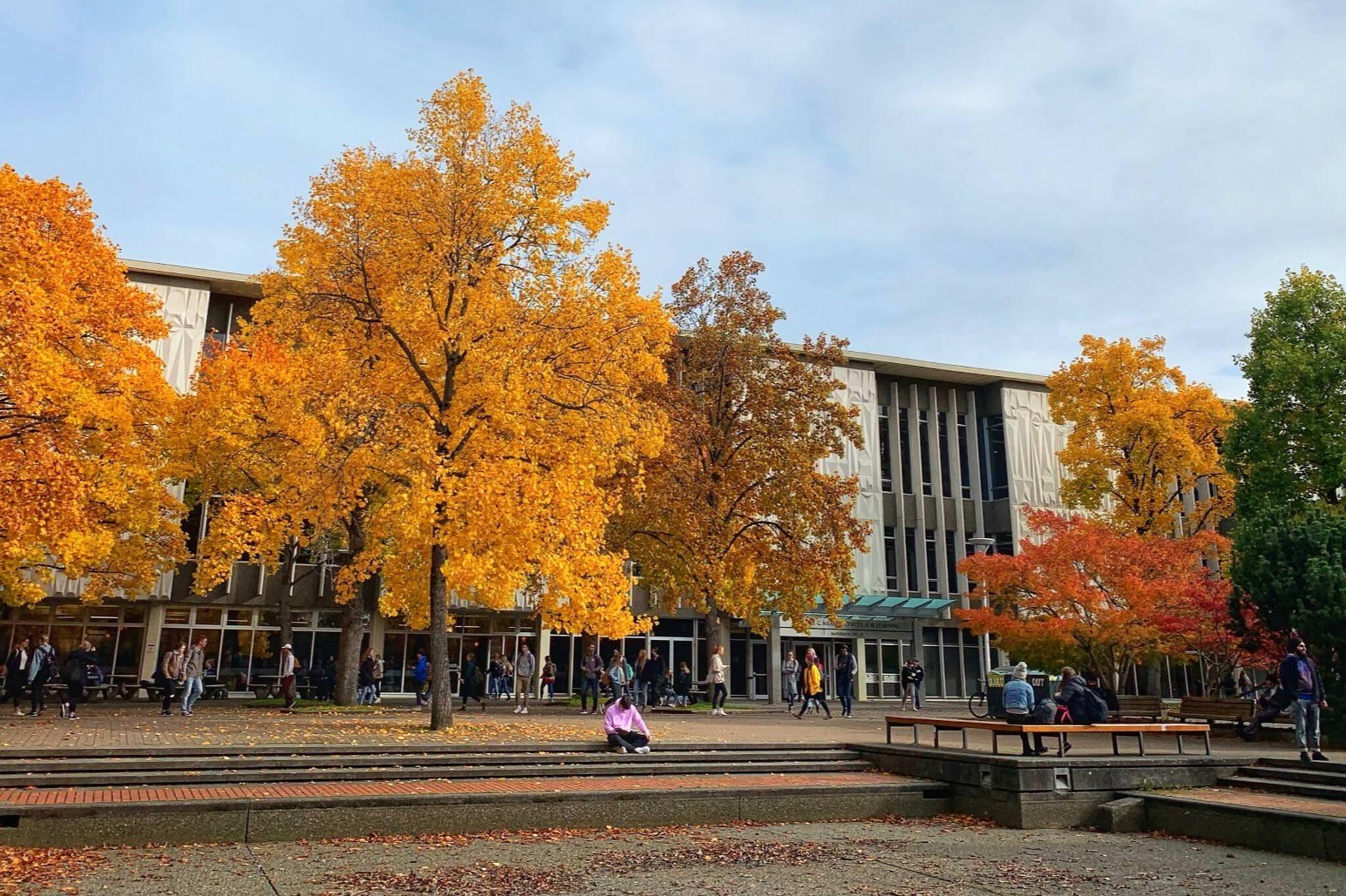 canada university fall