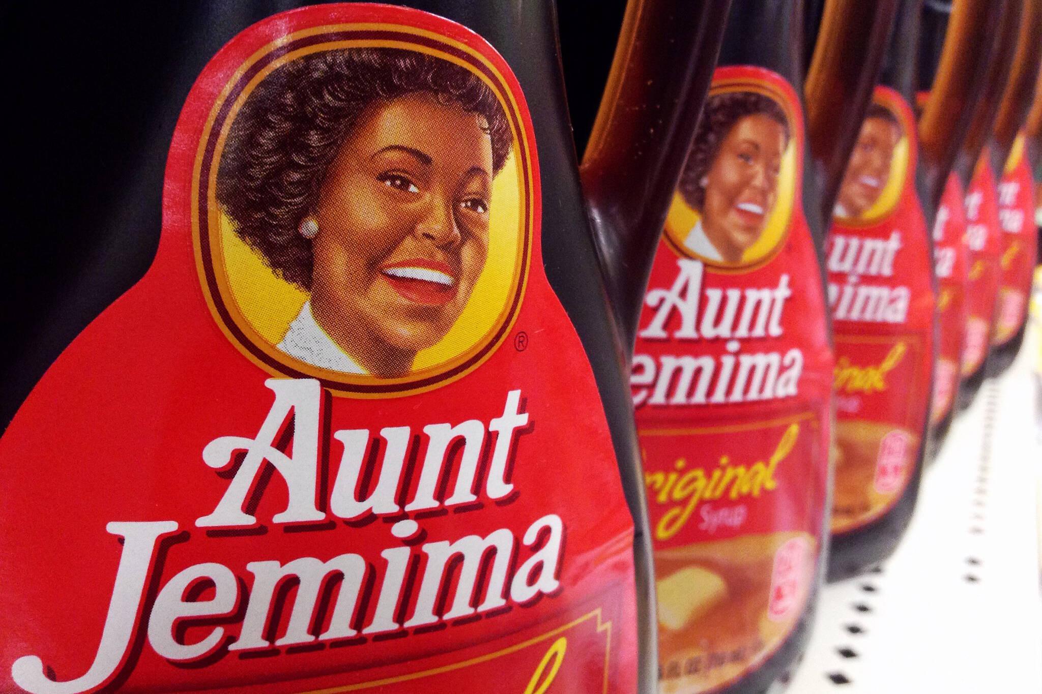 aunt jemima racist