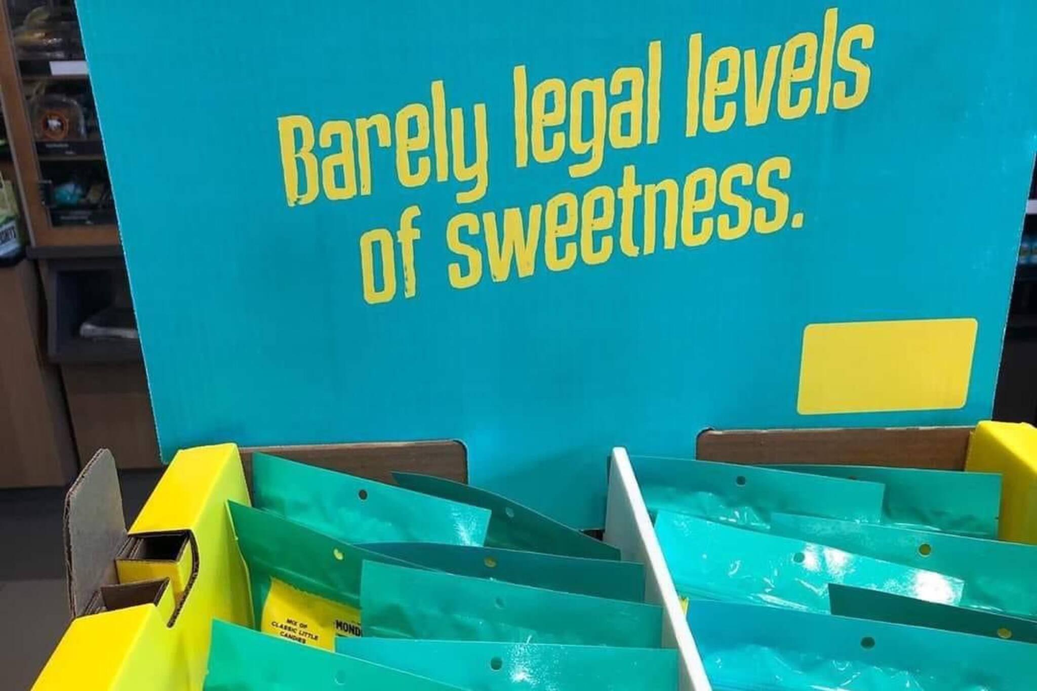 sweet sixteen candy