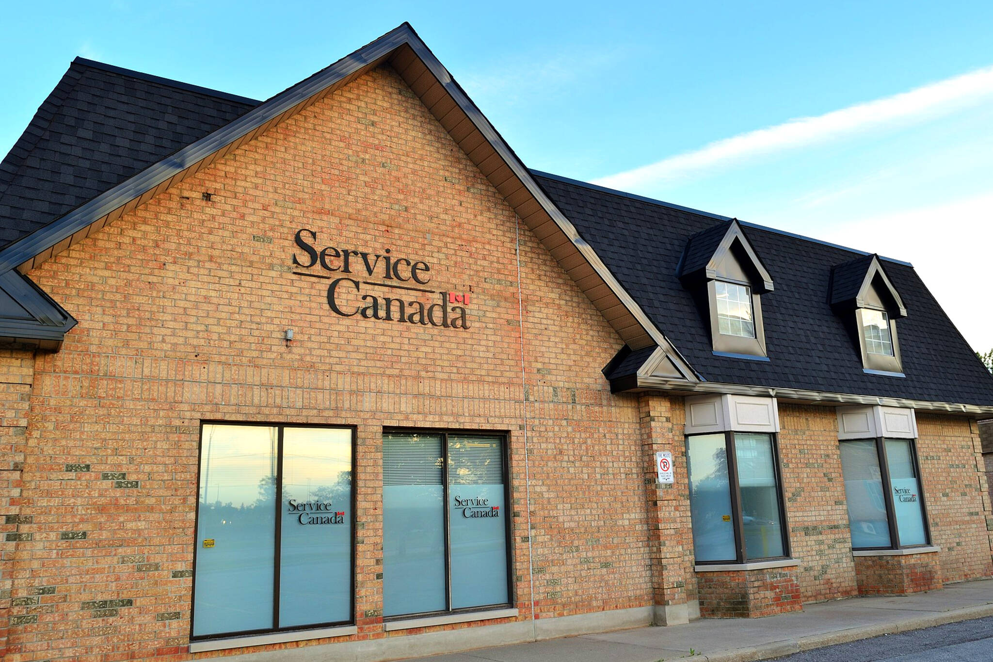 service canada opening