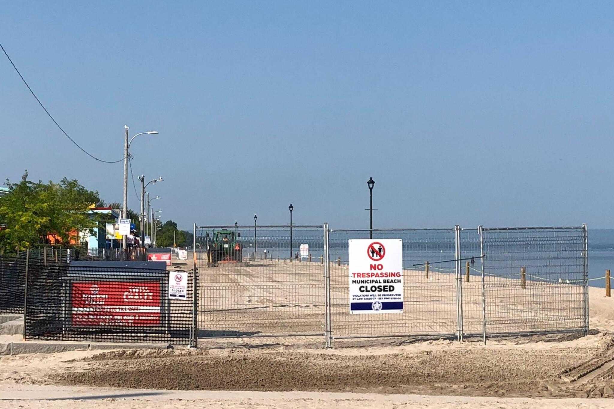 wasaga beach open