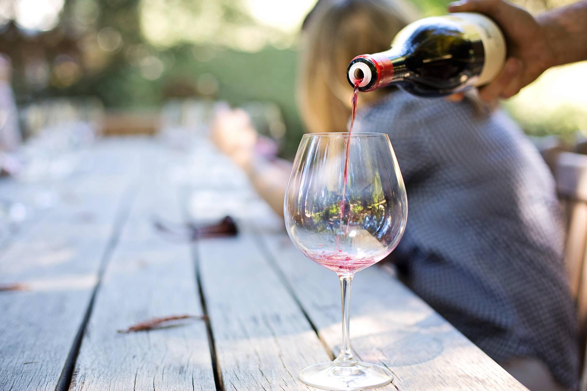 wine price