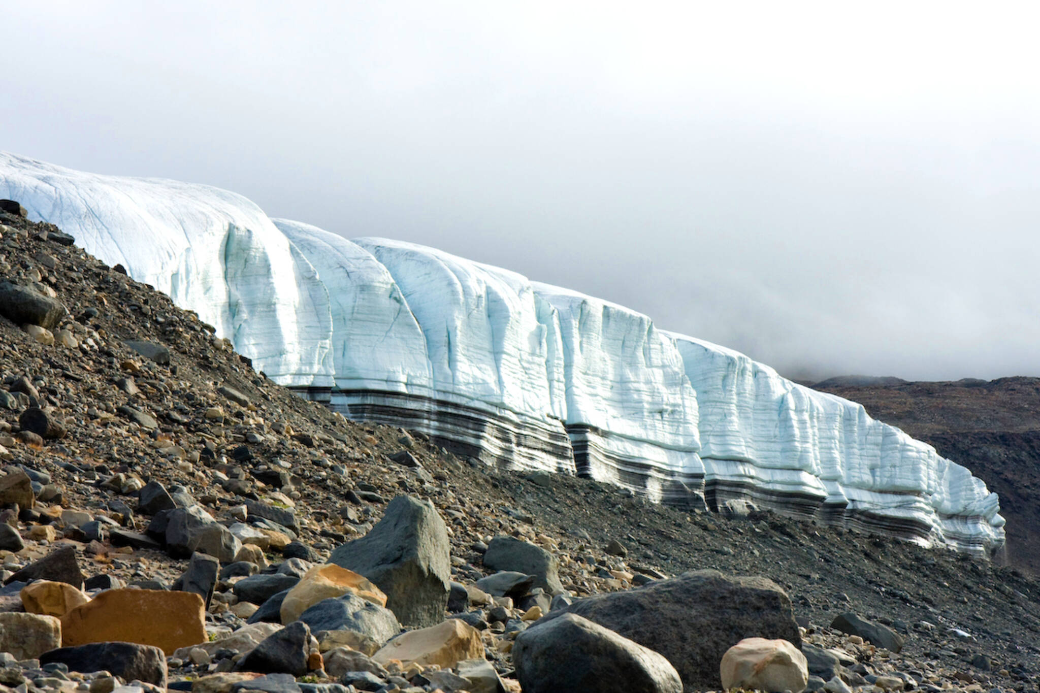 ice shelf collapse