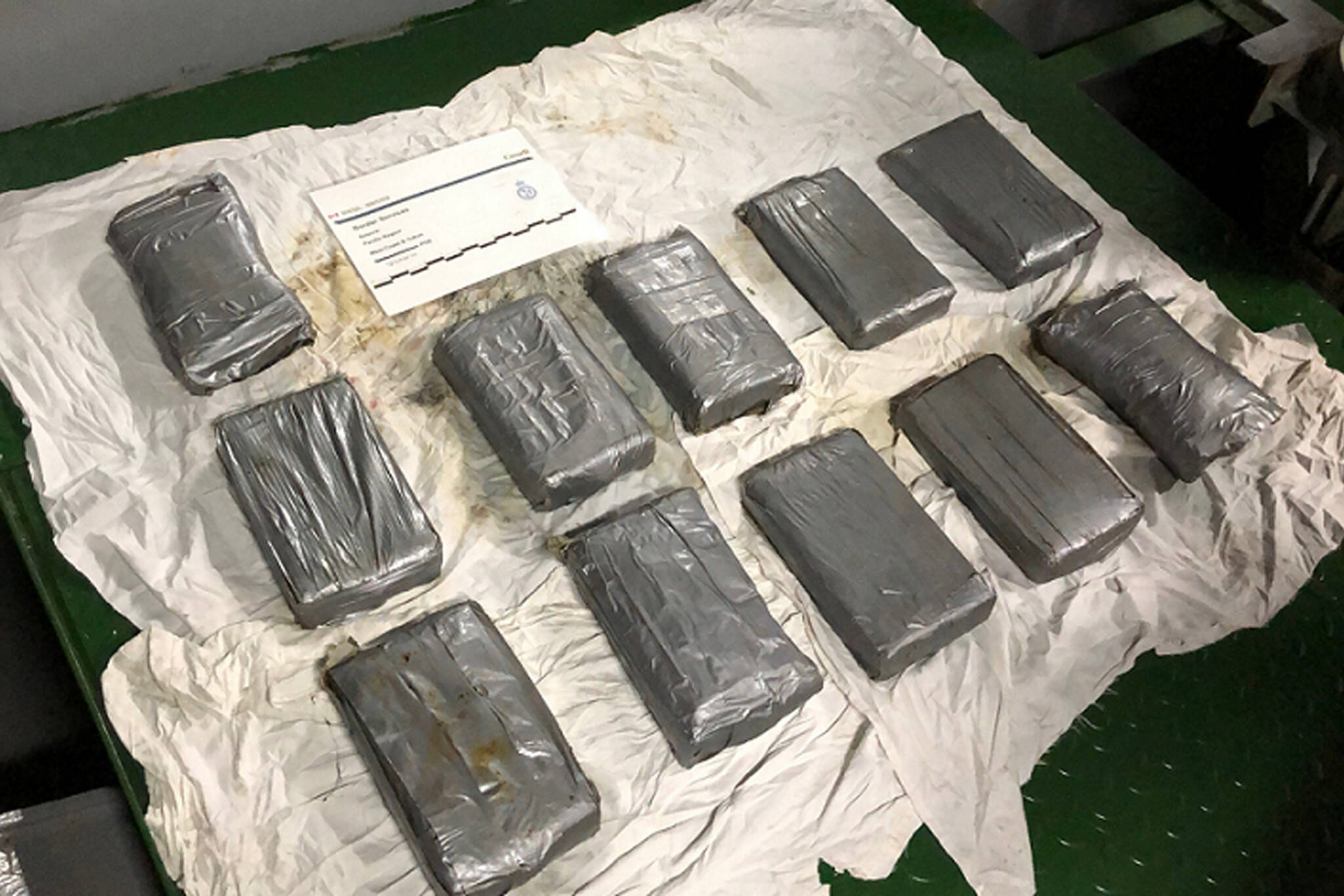 cocaine seized victoria
